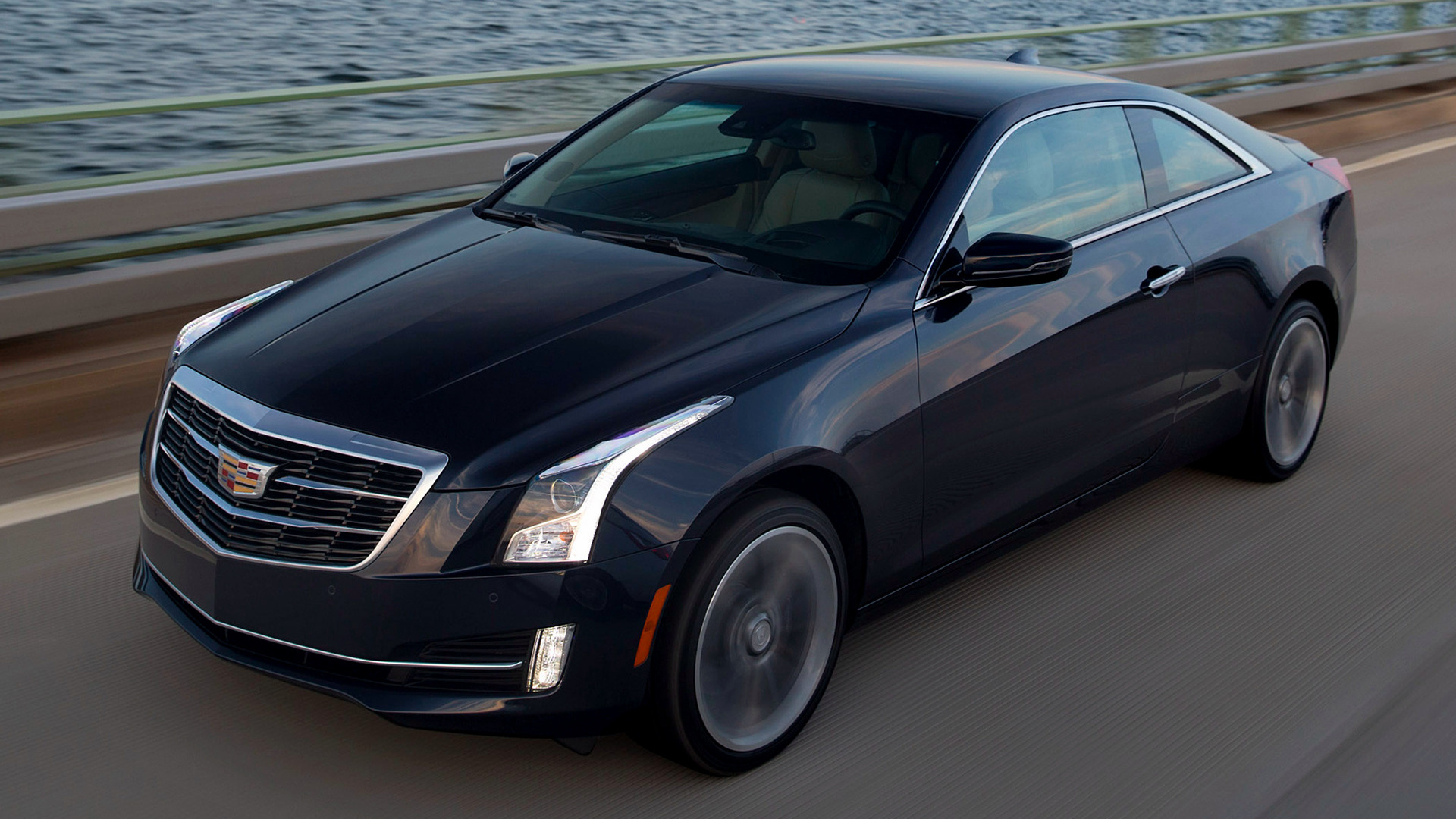 Cadillac ATS Coupe (2015) Wallpapers and HD Images - Car Pixel