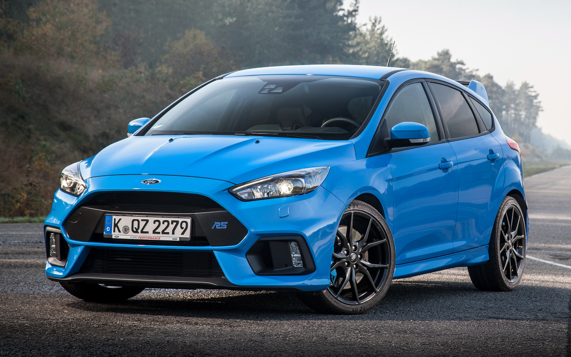 2015 Ford Focus RS - Wallpapers and HD Images | Car Pixel