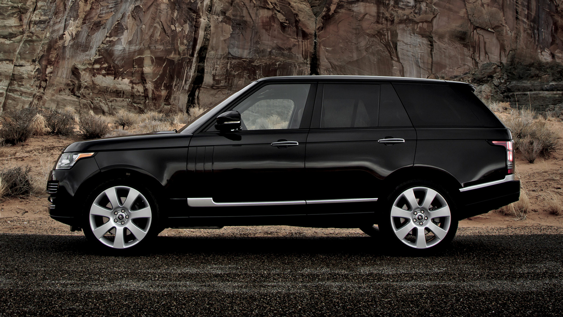 Land Rover Autobiography >> 2013 Range Rover Autobiography (US) - Wallpapers and HD Images | Car Pixel