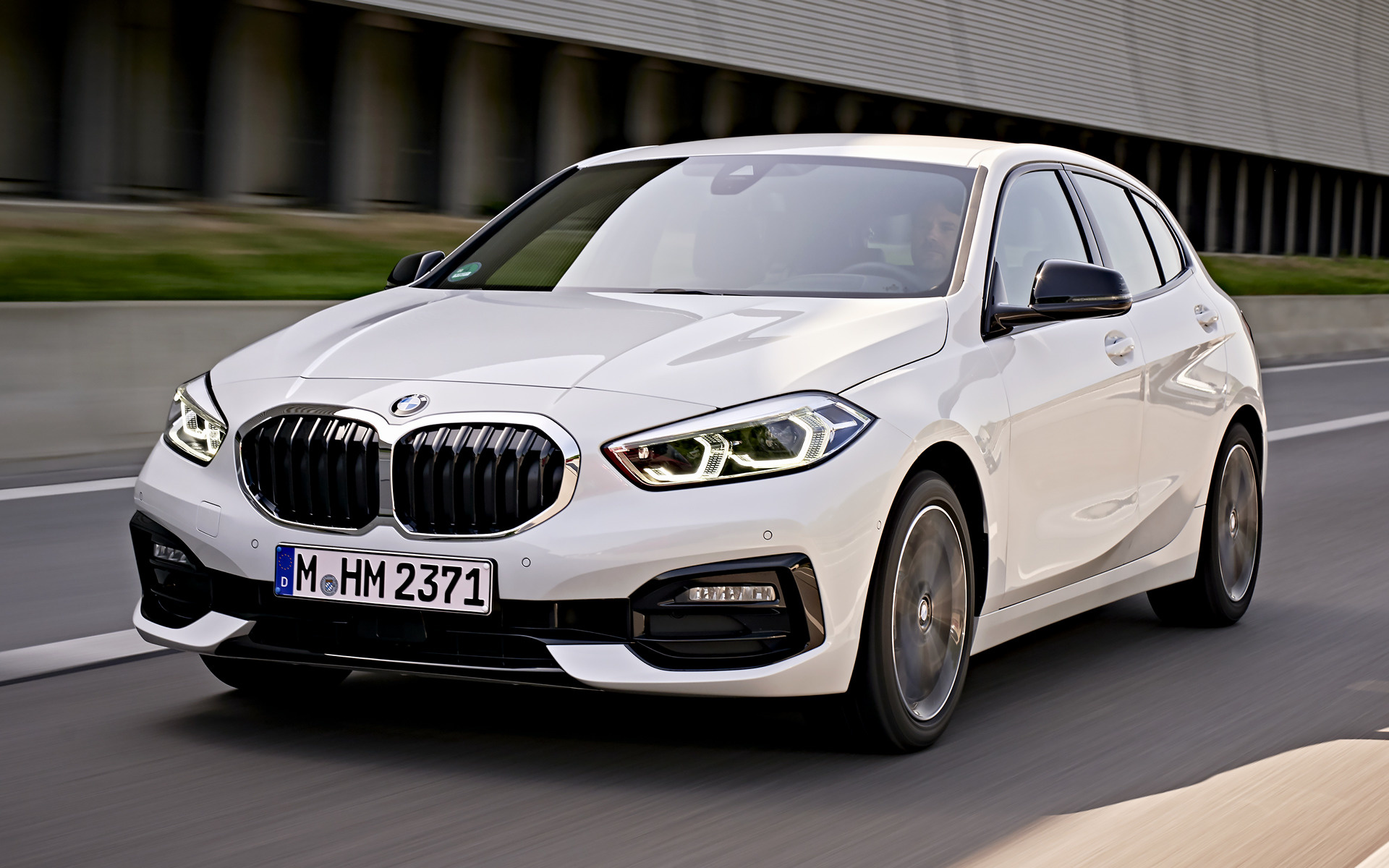 2019 BMW 1 Series - Wallpapers and HD Images   Car Pixel