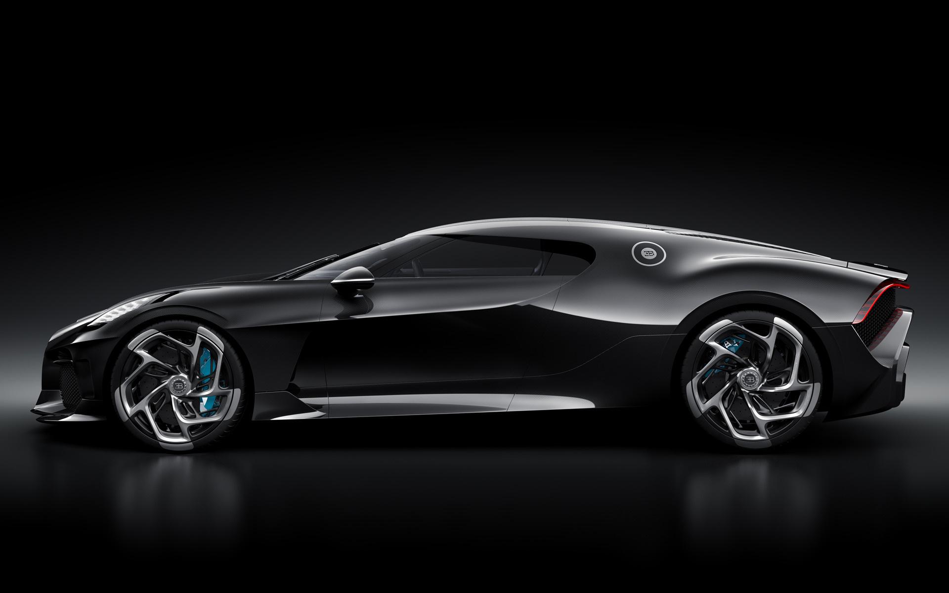 2019 Bugatti La Voiture Noire Fondos De Pantalla E