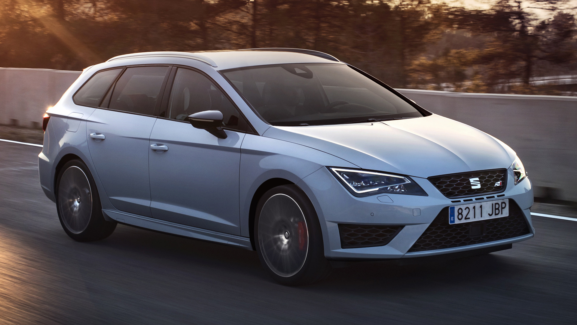 Seat Leon ST Cupra 280 2015 Wallpapers and HD Images
