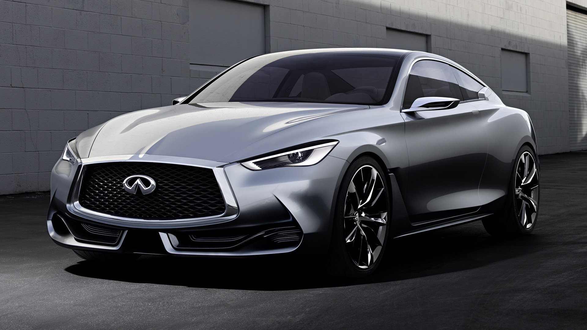 Infiniti Q60 Concept 2015 Wallpapers And HD Images Car