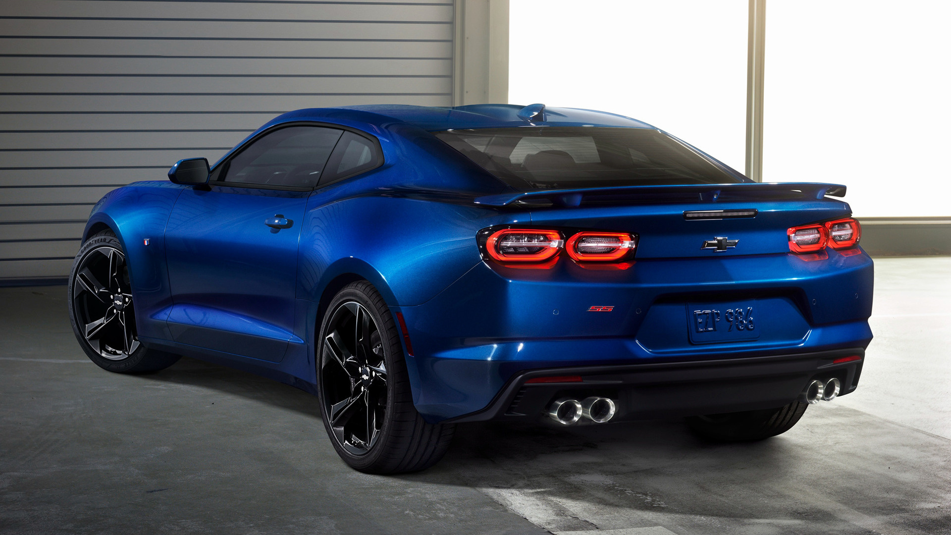 2019 Chevrolet Camaro Ss Wallpapers And Hd Images Car
