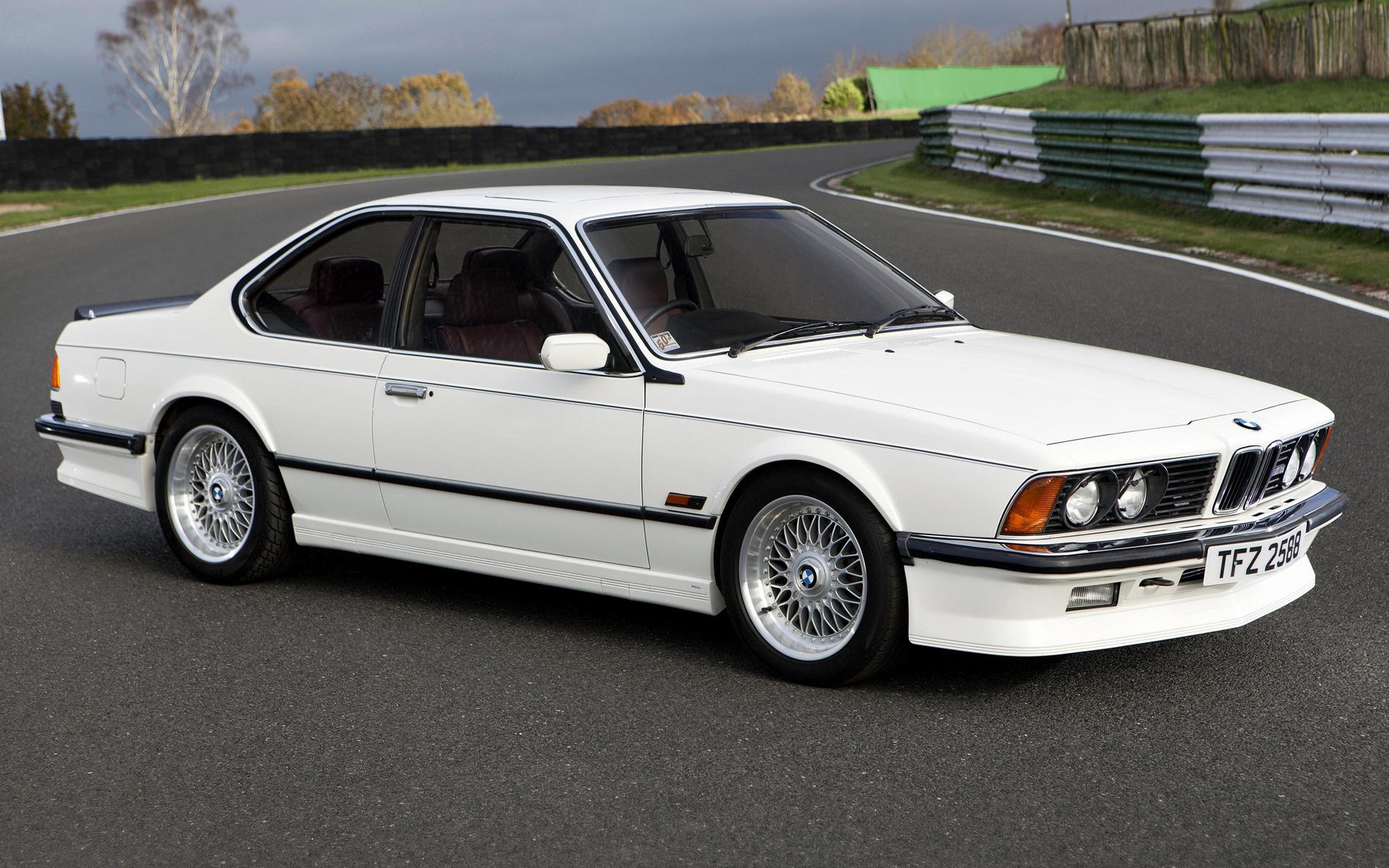 1984 Bmw M635 Csi Coupe Uk Fondos De Pantalla E Imágenes
