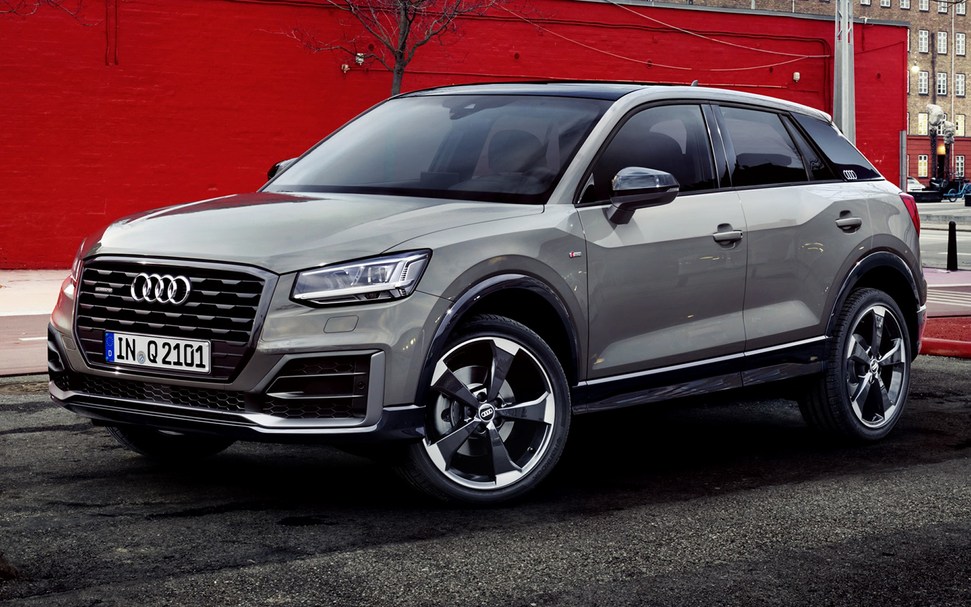 Audi Q2 Edition #1 (2016) Wallpapers and HD Images - Car Pixel