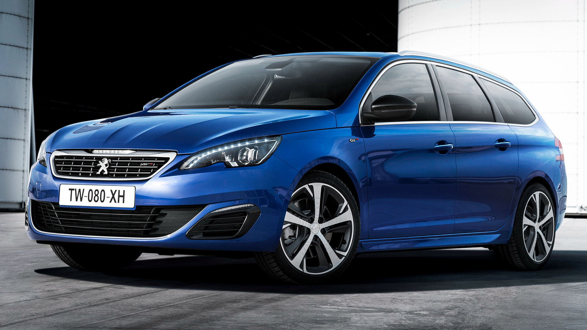 Peugeot 308 Gt Sw 2014 Wallpapers And Hd Images Car Pixel