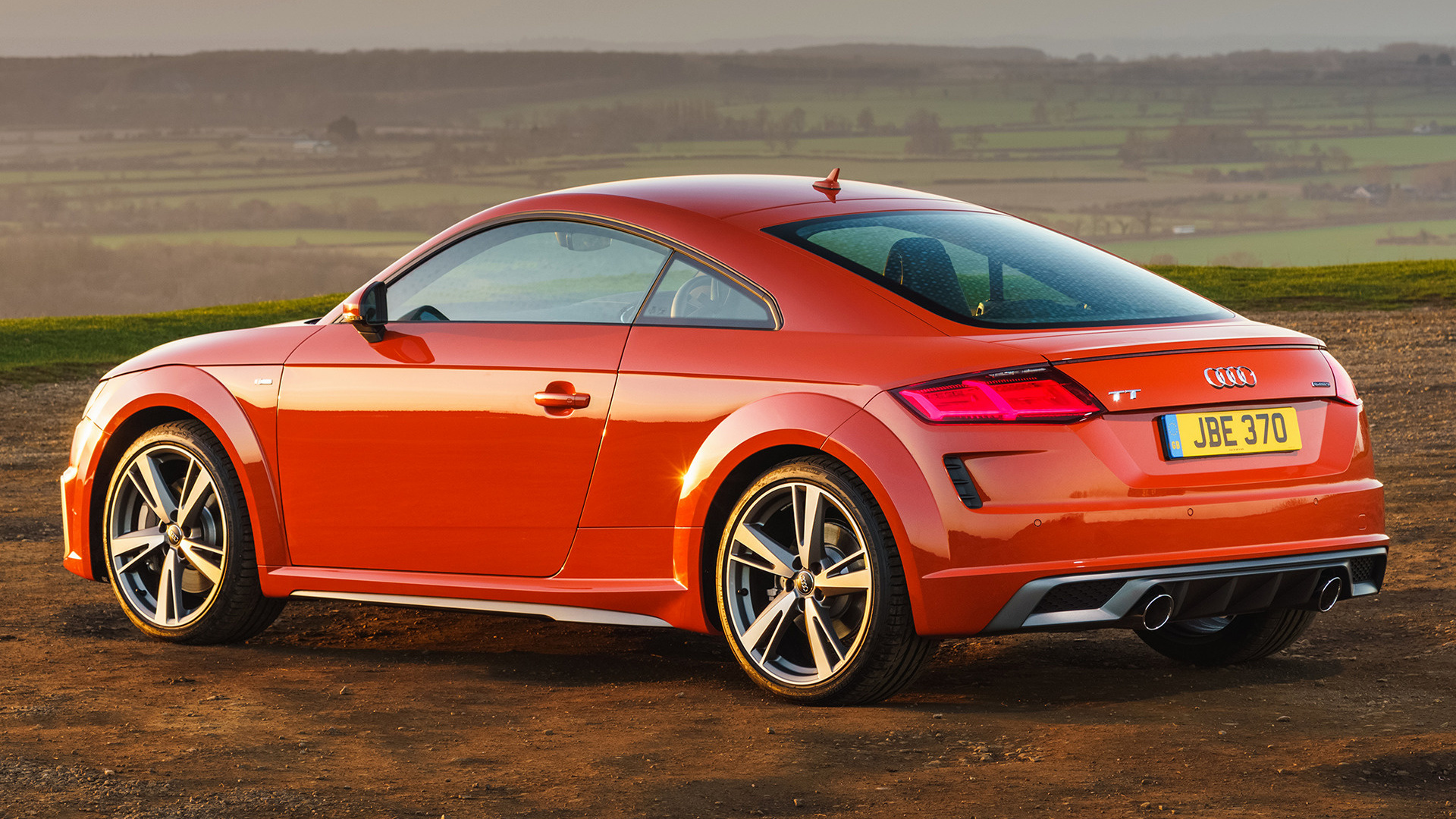 2019 Audi TT Coupe S line (UK) - Wallpapers and HD Images ...