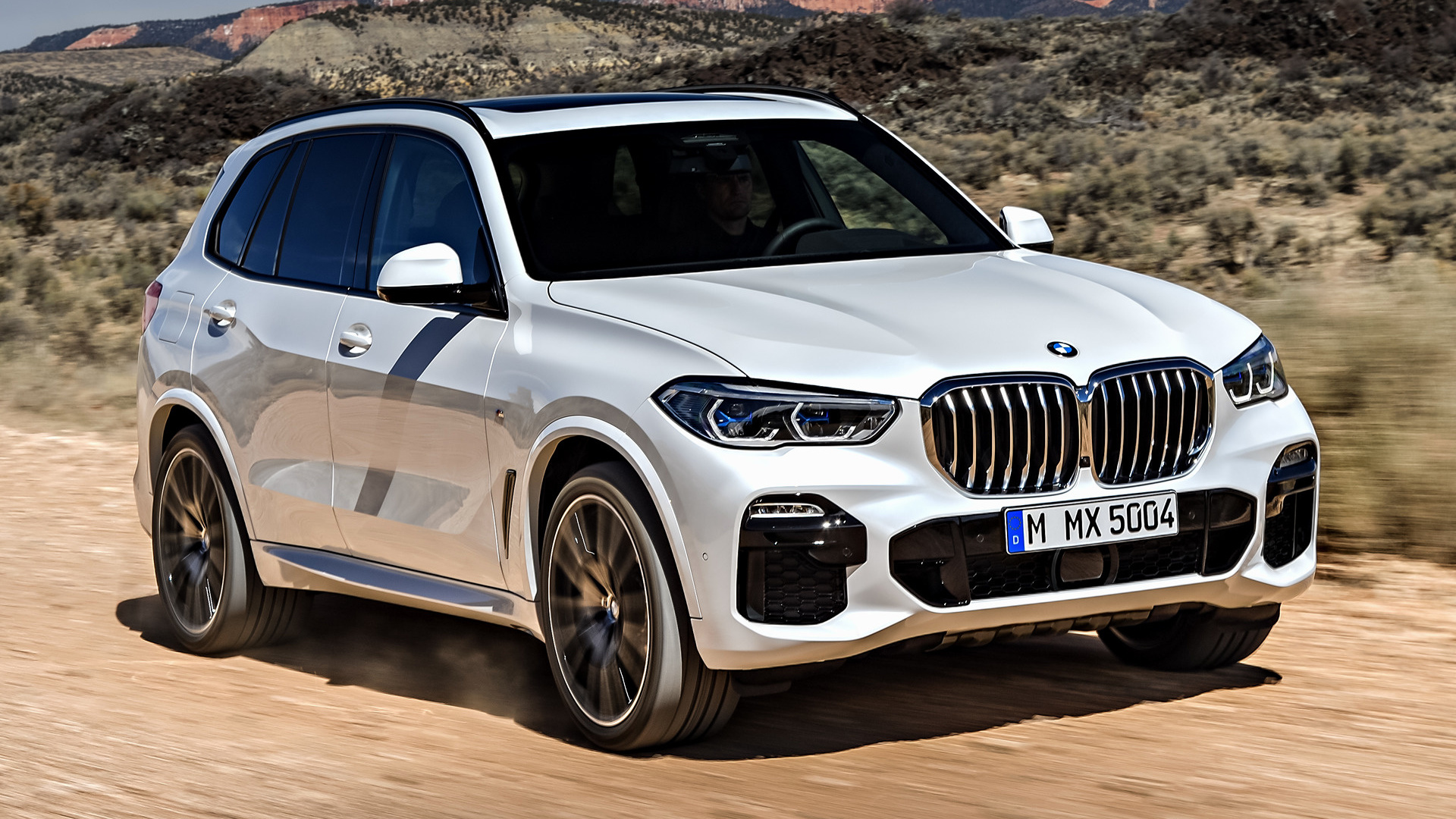 2018 BMW X5 M Sport - Wallpapers and HD Images | Car Pixel