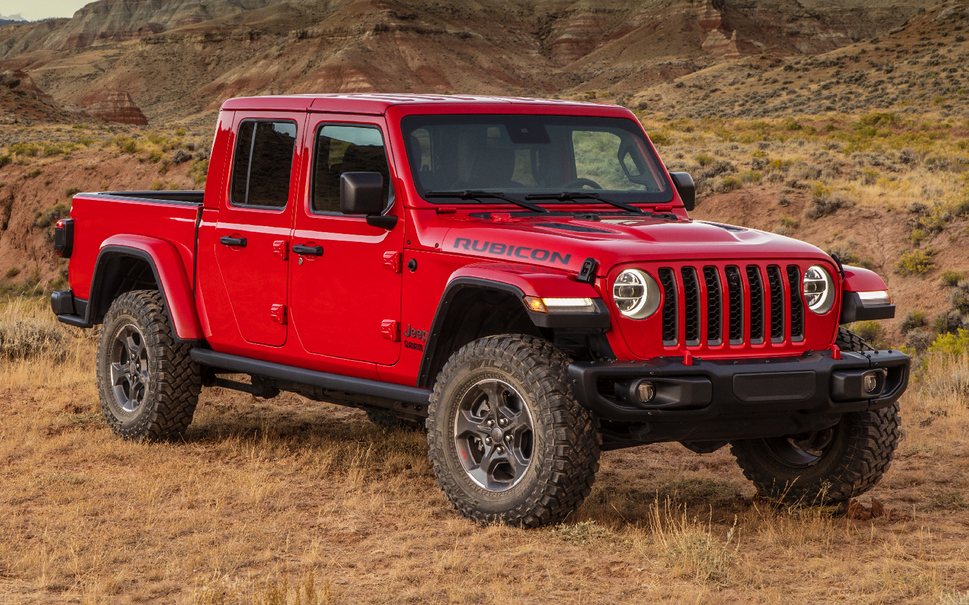 2020 Jeep Gladiator Rubicon Wallpapers And Hd Images