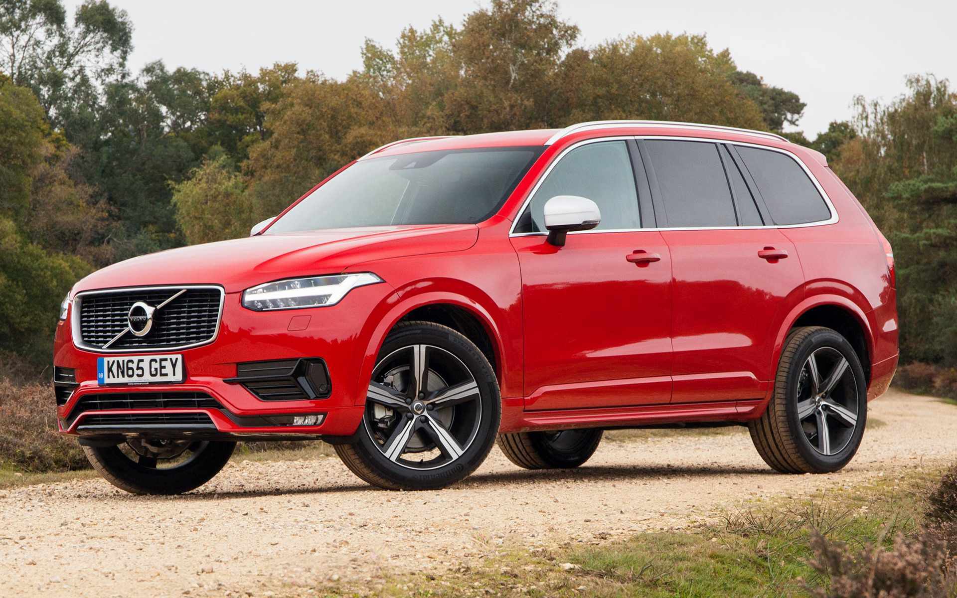 2015 Volvo XC90 R-Design (UK) - Wallpapers and HD Images | Car Pixel