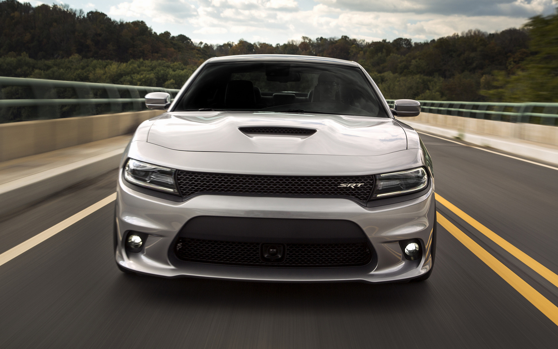 Dodge Charger Srt >> 2015 Dodge Charger SRT 392 - Wallpapers and HD Images | Car Pixel
