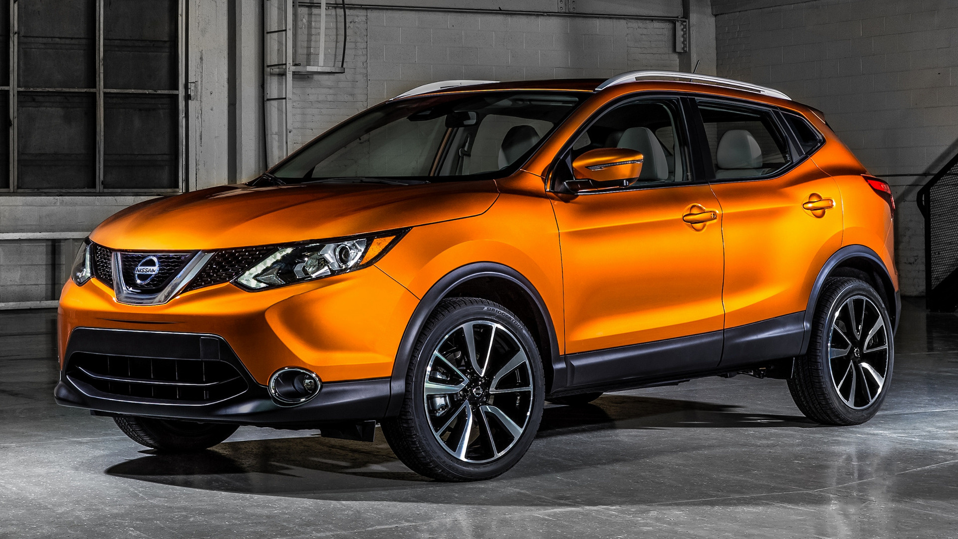 2018 Nissan Rogue Sport SL - Wallpapers and HD Images ...