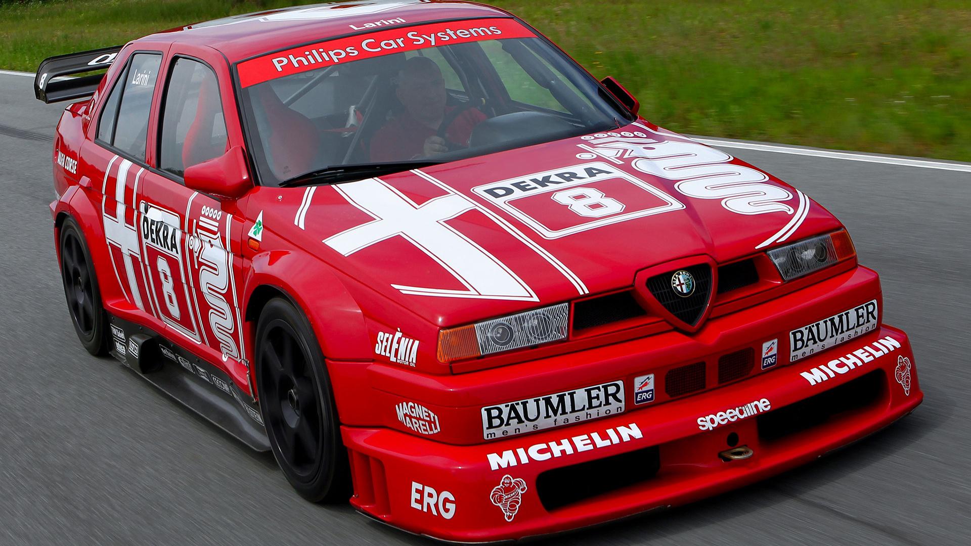 1993 Alfa Romeo 155 Ti Dtm Papeis De Parede E Imagens De Fundo Em Hd Car Pixel