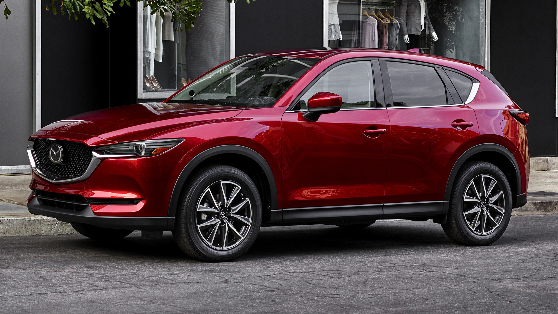 mazda cx 5 2017 us wallpapers and hd images car pixel. Black Bedroom Furniture Sets. Home Design Ideas