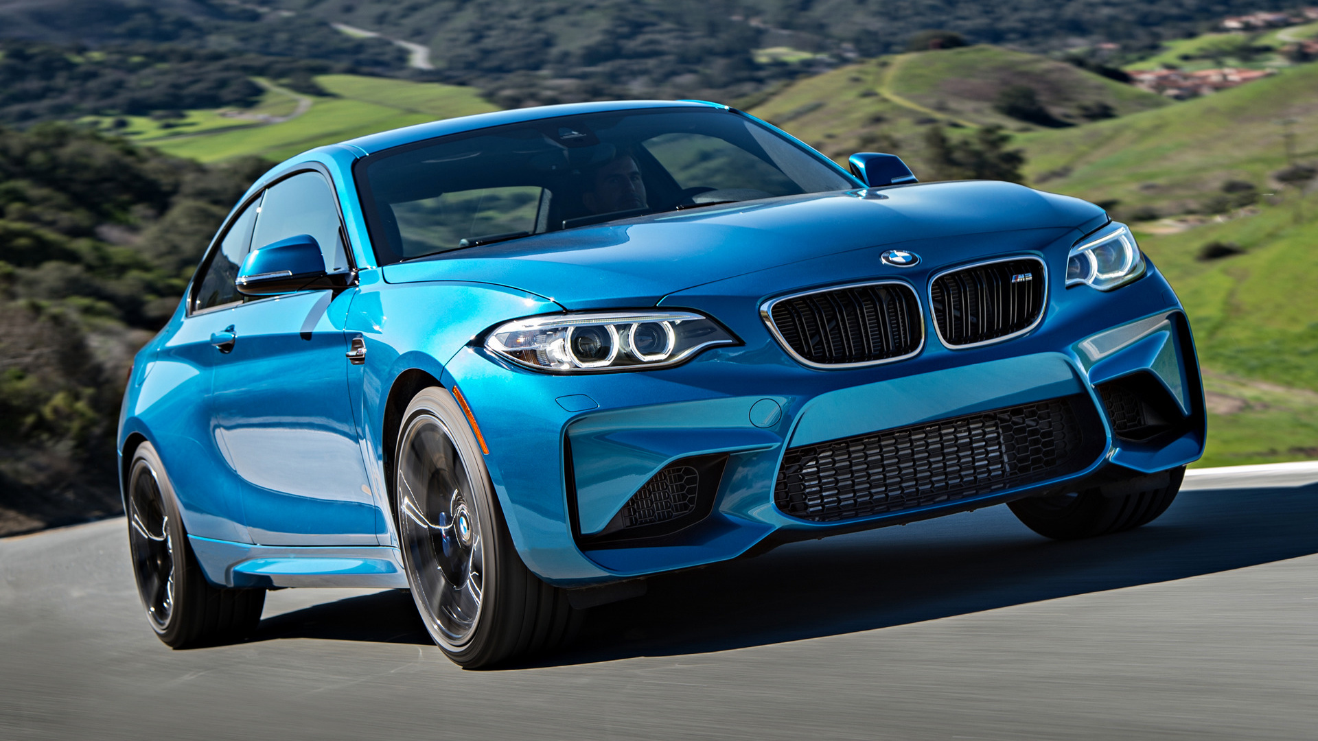 Bmw M2 Coupe 2016 Us Wallpapers And Hd Images Car Pixel
