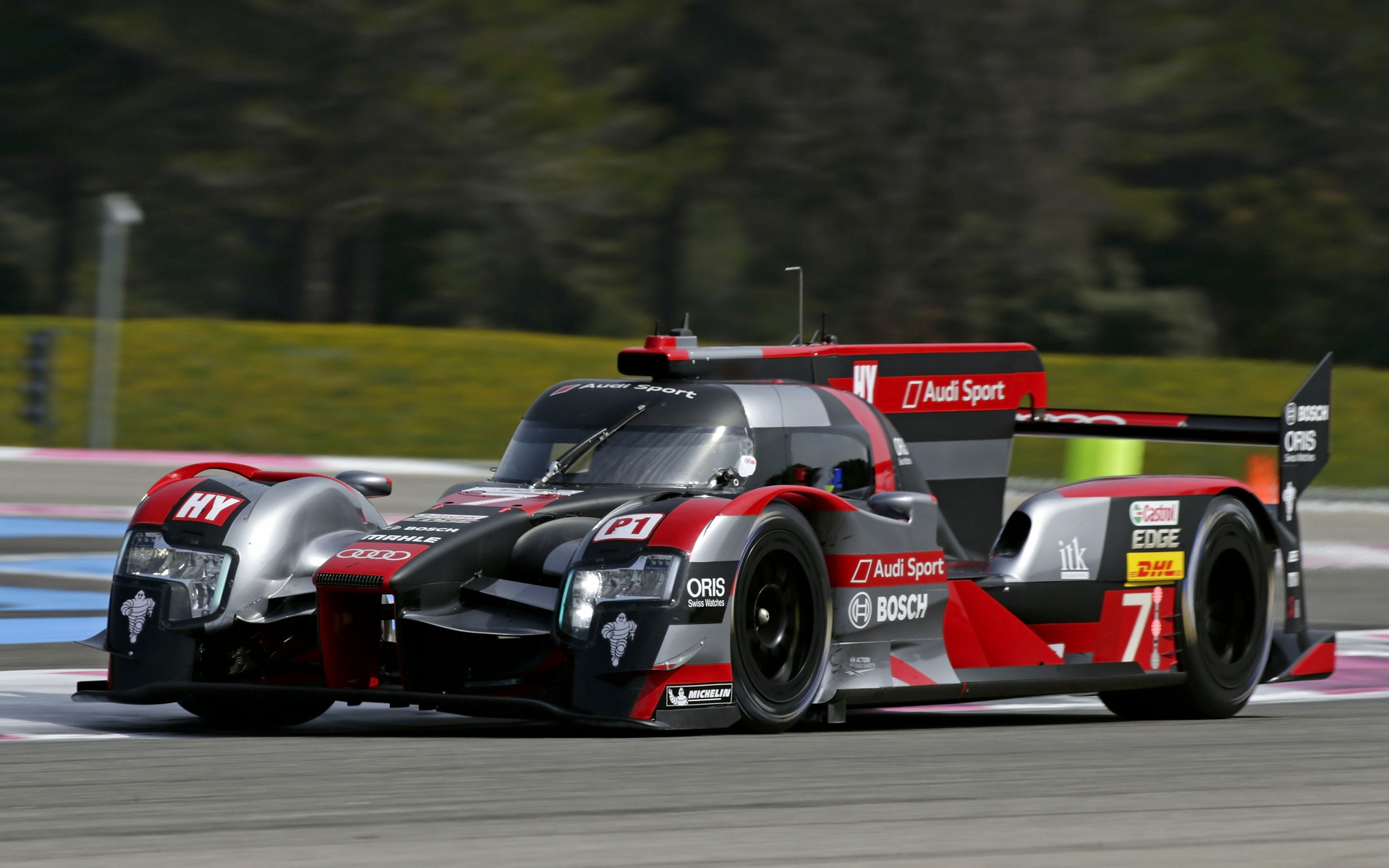 Audi R18 e-tron quattro (2016) Wallpapers and HD Images - Car Pixel