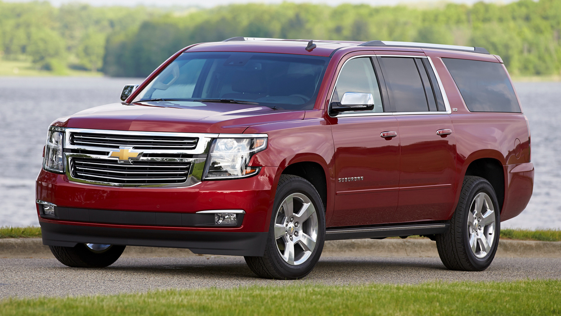 Chevrolet Suburban LTZ (2015) Wallpapers and HD Images ...