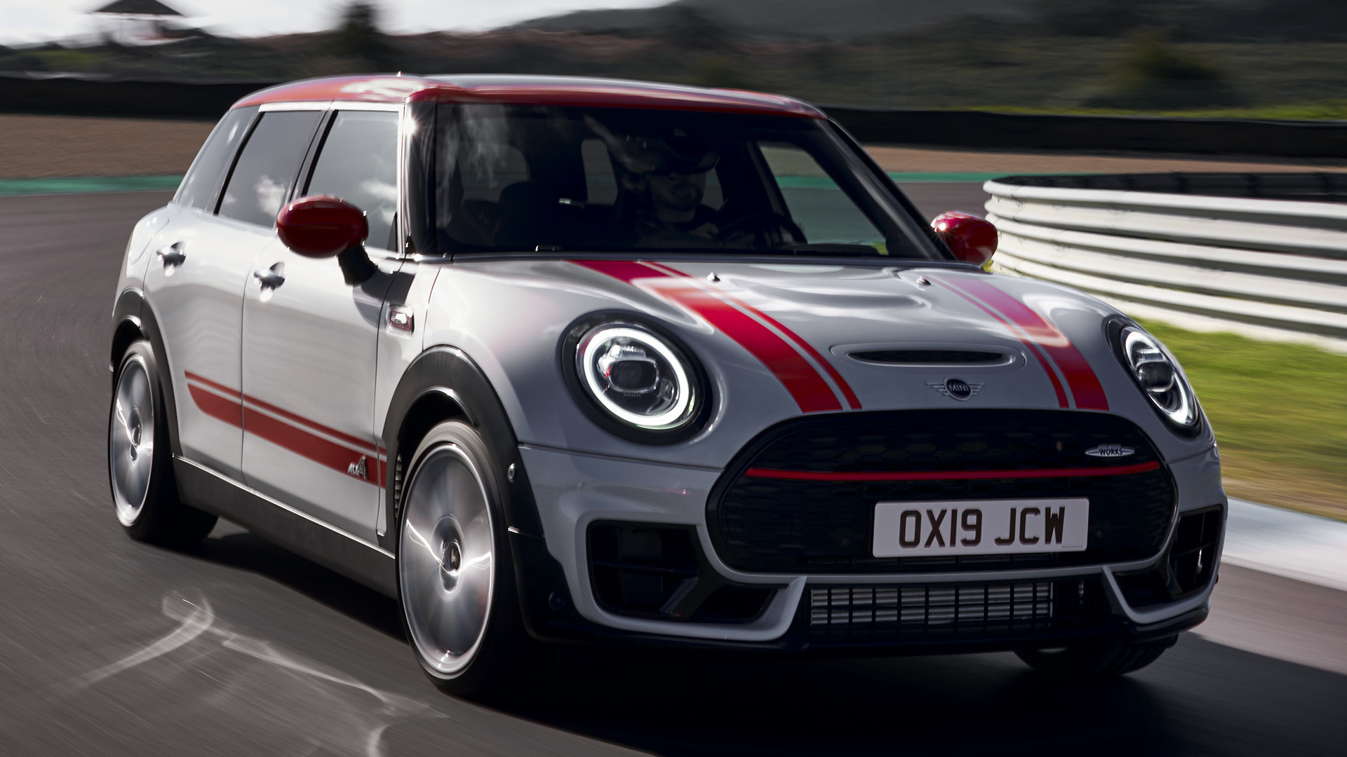 2019 Mini John Cooper Works Clubman - Wallpapers and HD ...