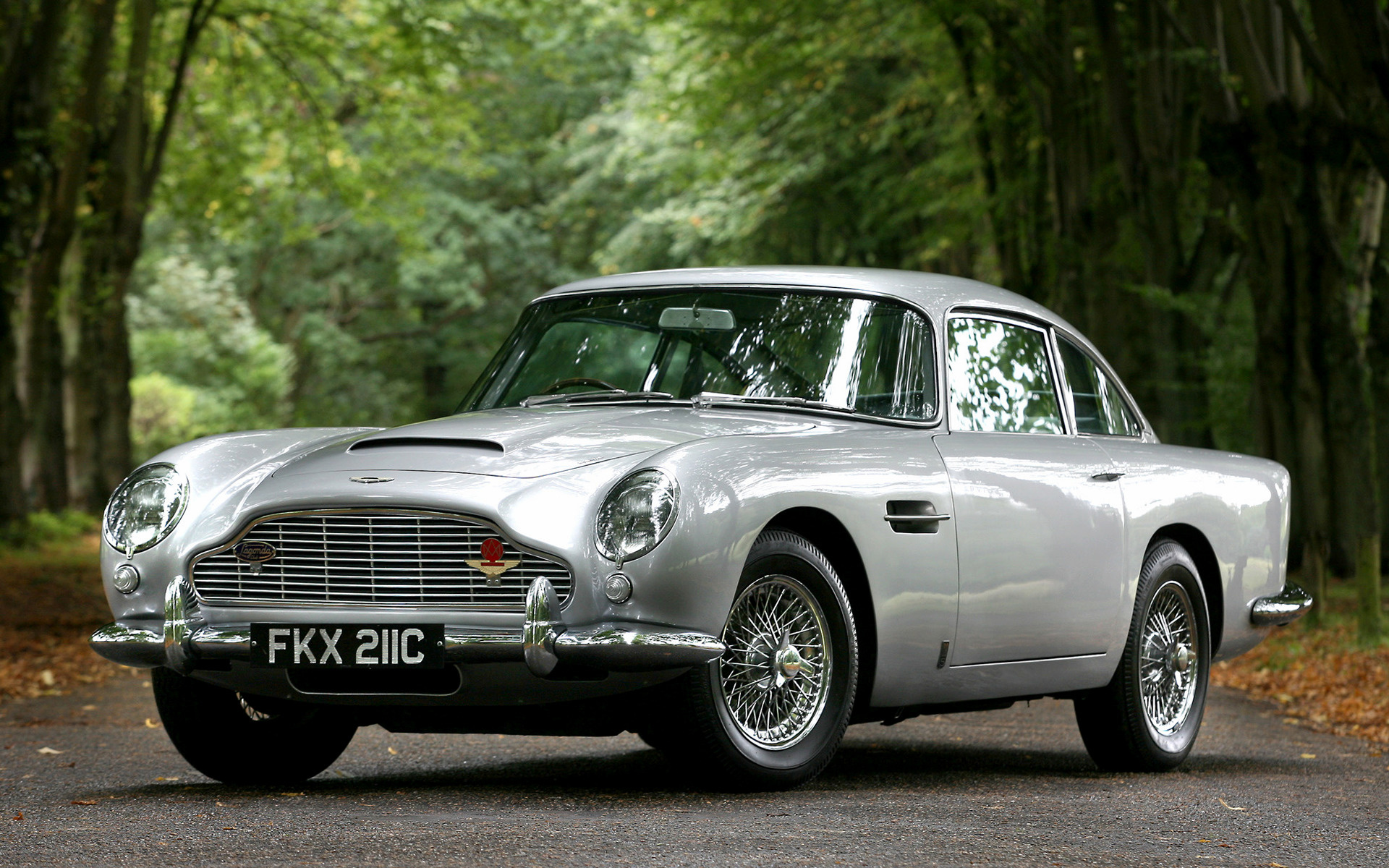 1963 aston martin db5 (uk) - wallpapers and hd images | car pixel