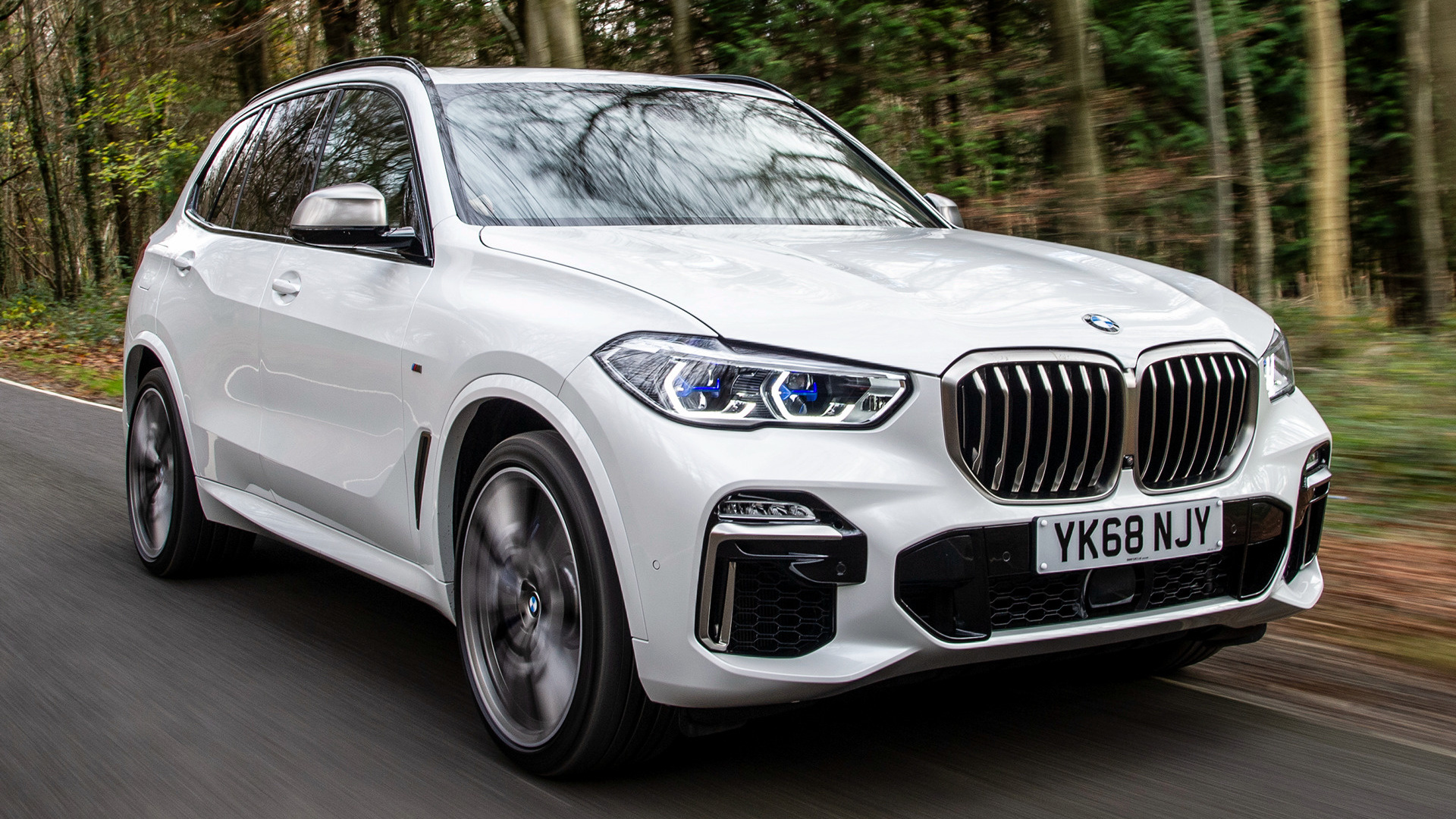 2018 BMW X5 M50d (UK) - Wallpapers and HD Images   Car Pixel
