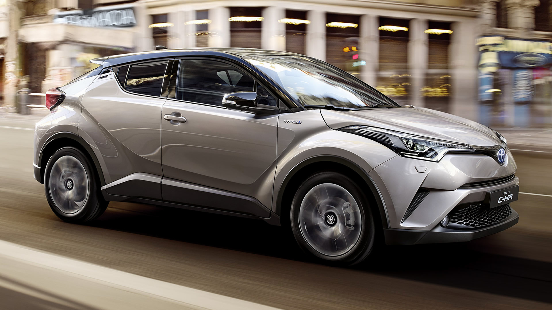 2016 Toyota C-HR Hybrid - Wallpapers And HD Images