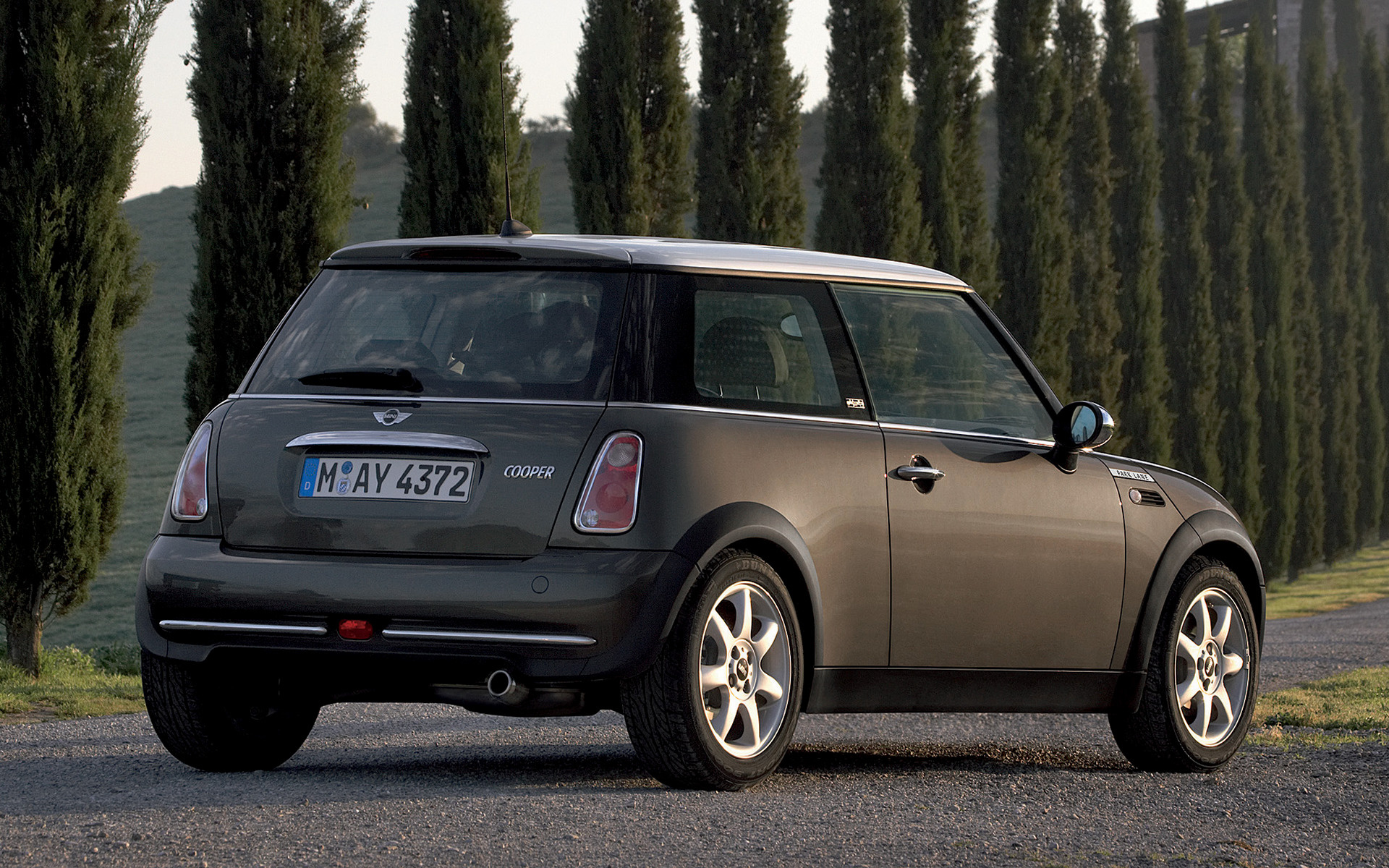 BMW Mini Cooper >> 2005 Mini Cooper Park Lane - Wallpapers and HD Images ...