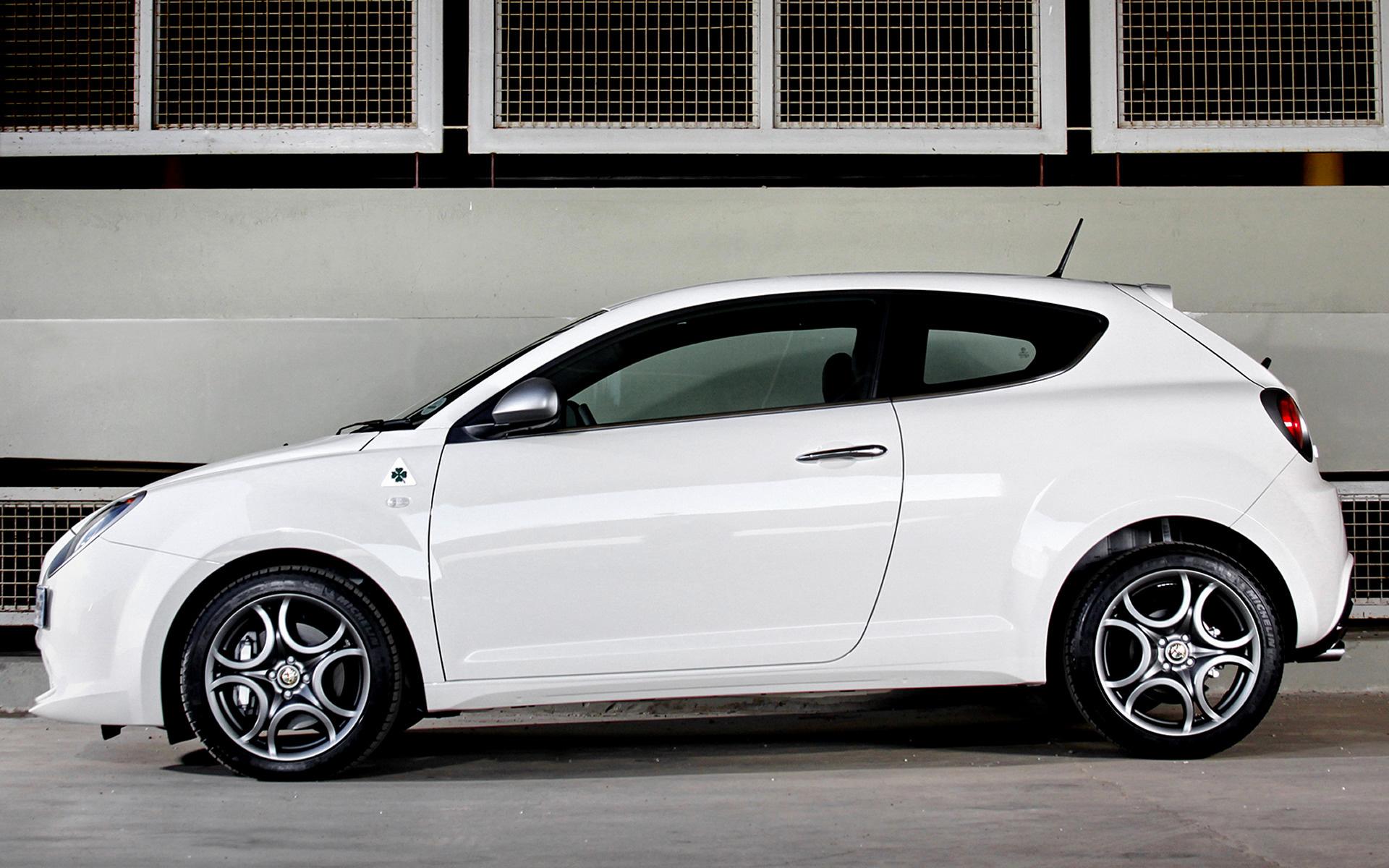 2010 Alfa Romeo Mito Quadrifoglio Verde Za Papeis De Parede E Imagens De Fundo Em Hd Car Pixel