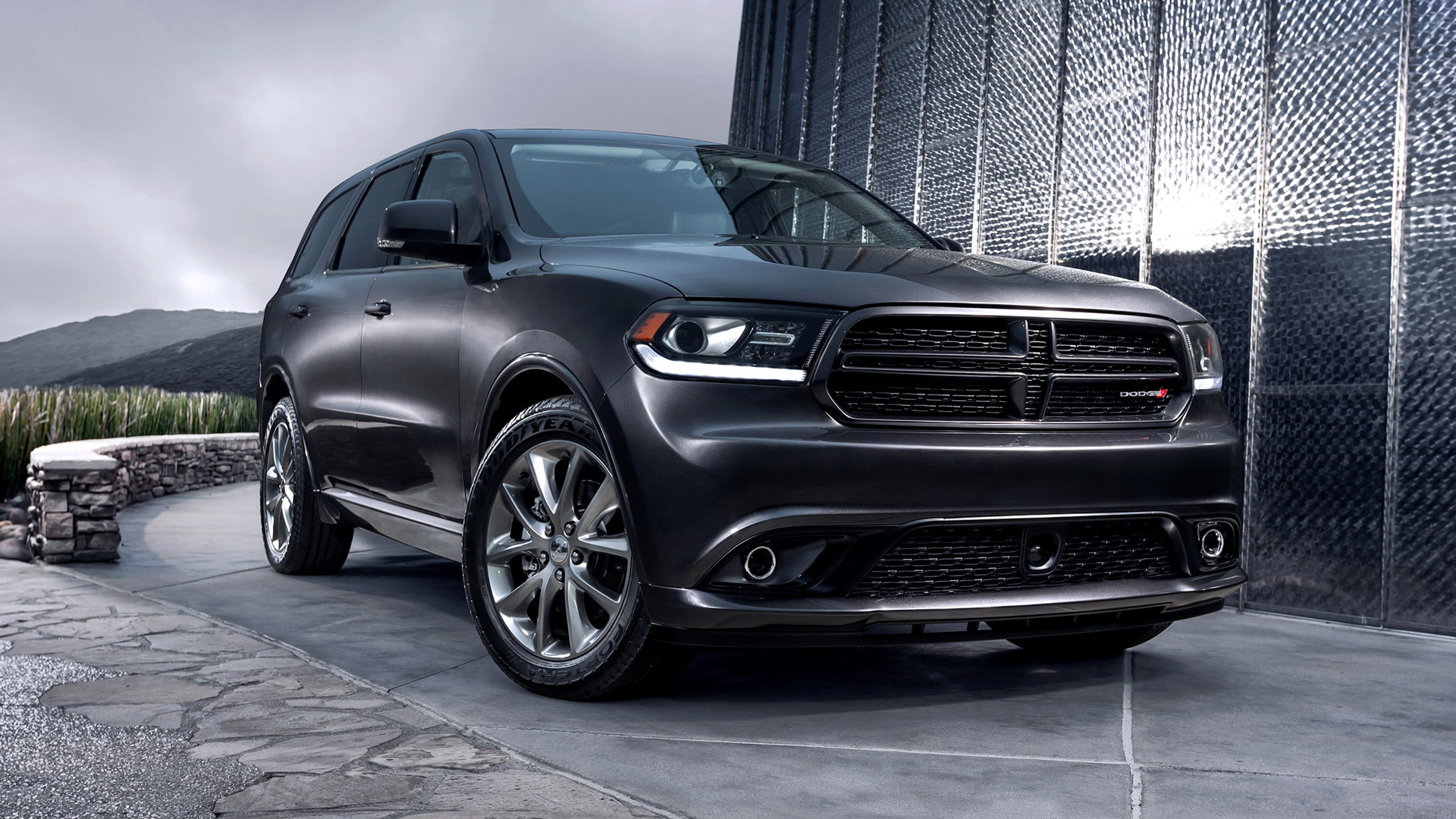 dodge durango r t 2013 wallpapers and hd images car pixel. Black Bedroom Furniture Sets. Home Design Ideas