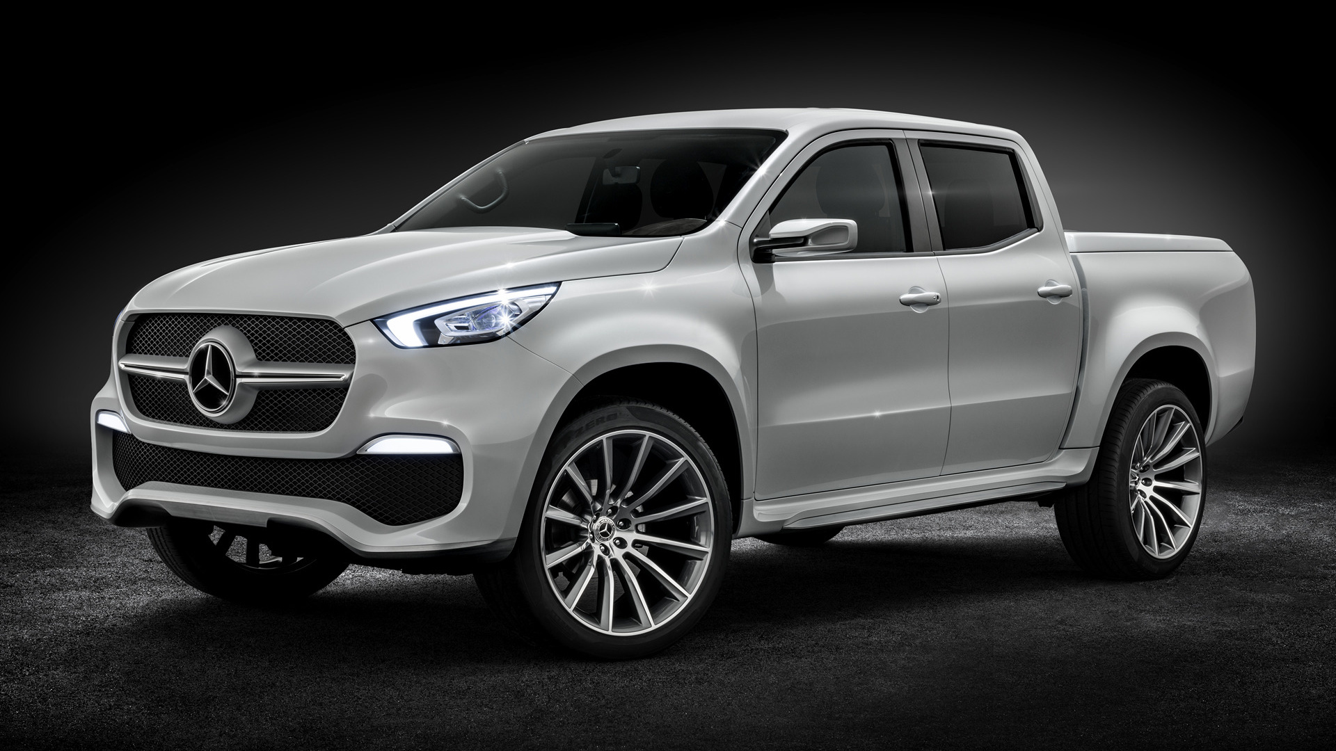 rmeo_2016 Mercedes-Benz Concept X-Class Stylish Explorer - Wallpapers and HD Images | Car Pixel