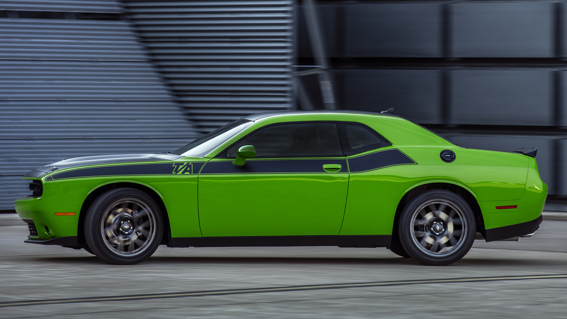 Dodge Challenger T/A (2017) Wallpapers and HD Images - Car ...