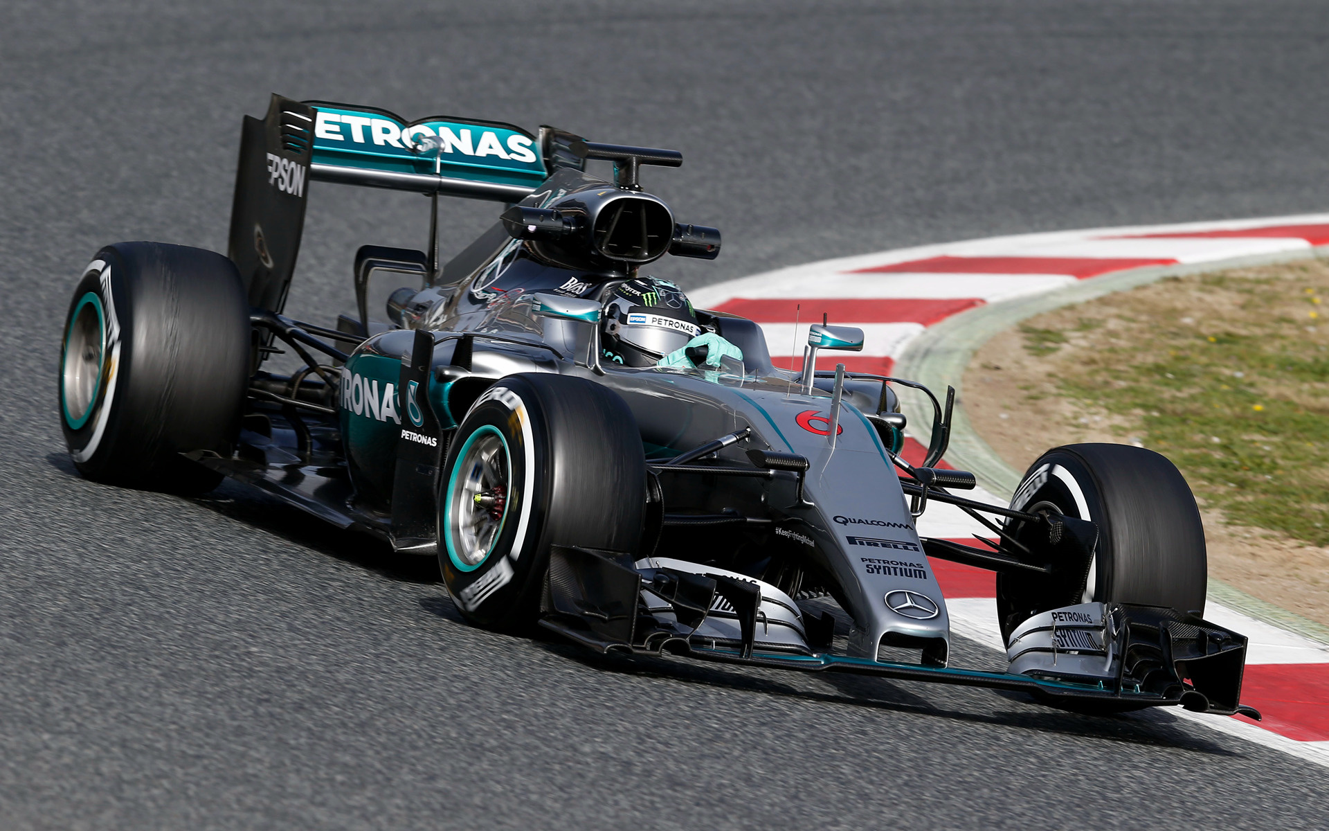 2016 Mercedes Amg F1 W07 Hybrid Wallpapers And Hd Images Car Pixel