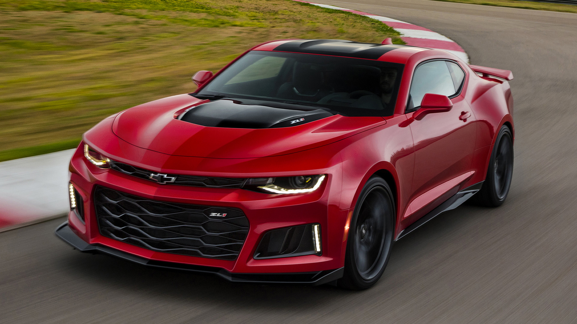 2017 Chevrolet Camaro Zl1 Wallpapers And Hd Images Car Pixel