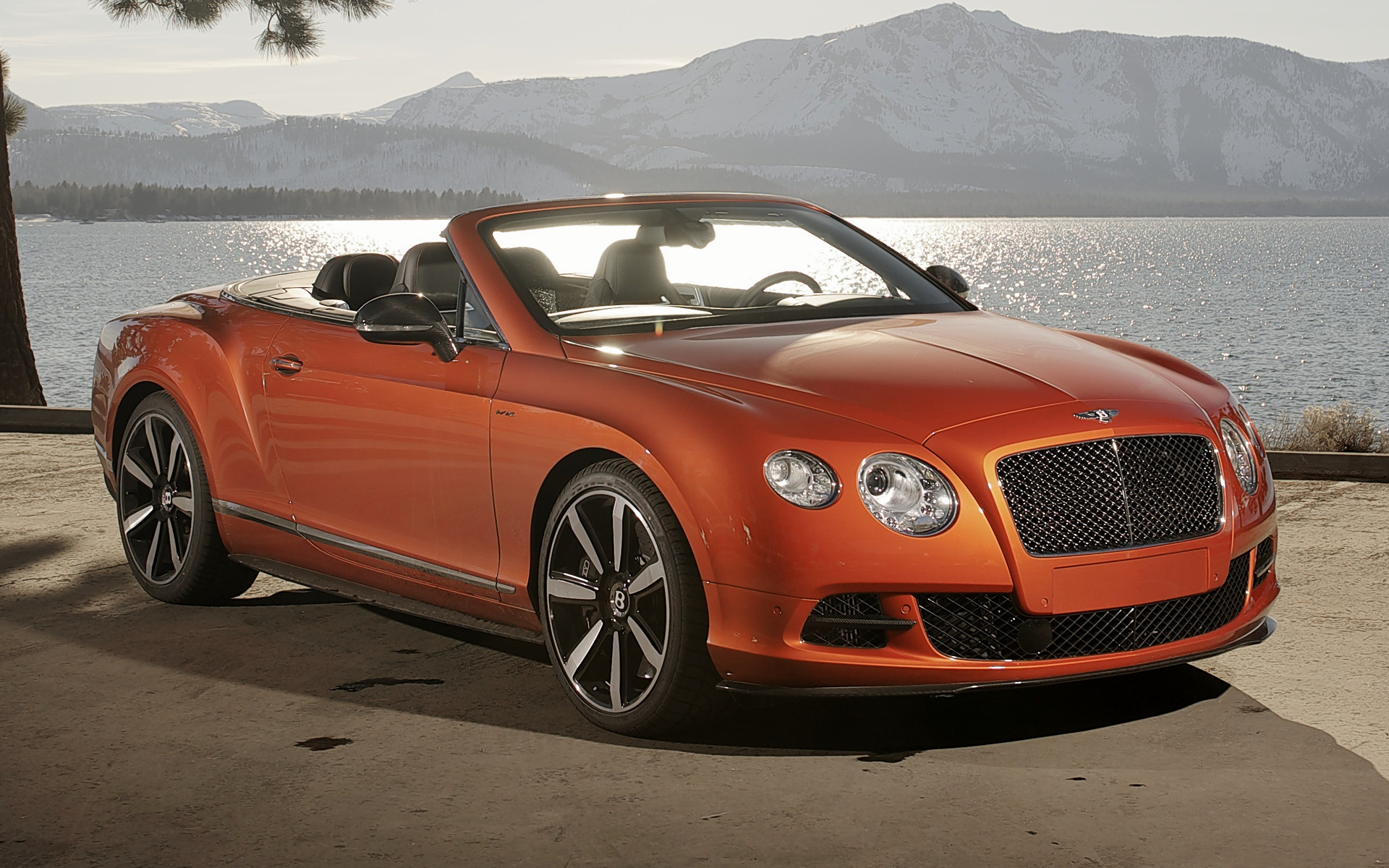 2014 Bentley Continental Gt Speed Convertible Wallpapers