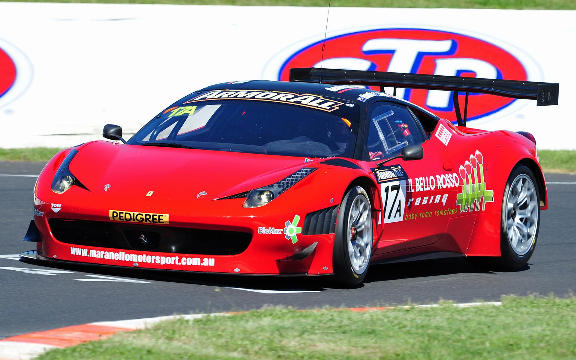 2011 Ferrari 458 Italia Gt3 Papeis De Parede E Imagens De Fundo Em Hd Car Pixel