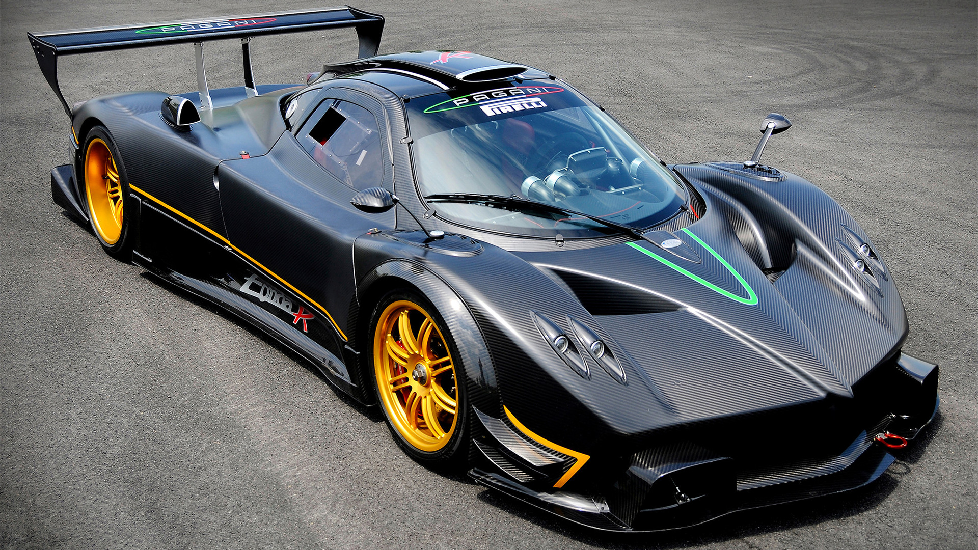 pagani zonda r (2010) wallpapers and hd images - car pixel