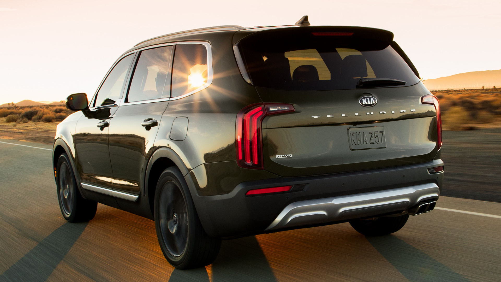 2020 Kia Telluride - Wallpapers and HD Images | Car Pixel