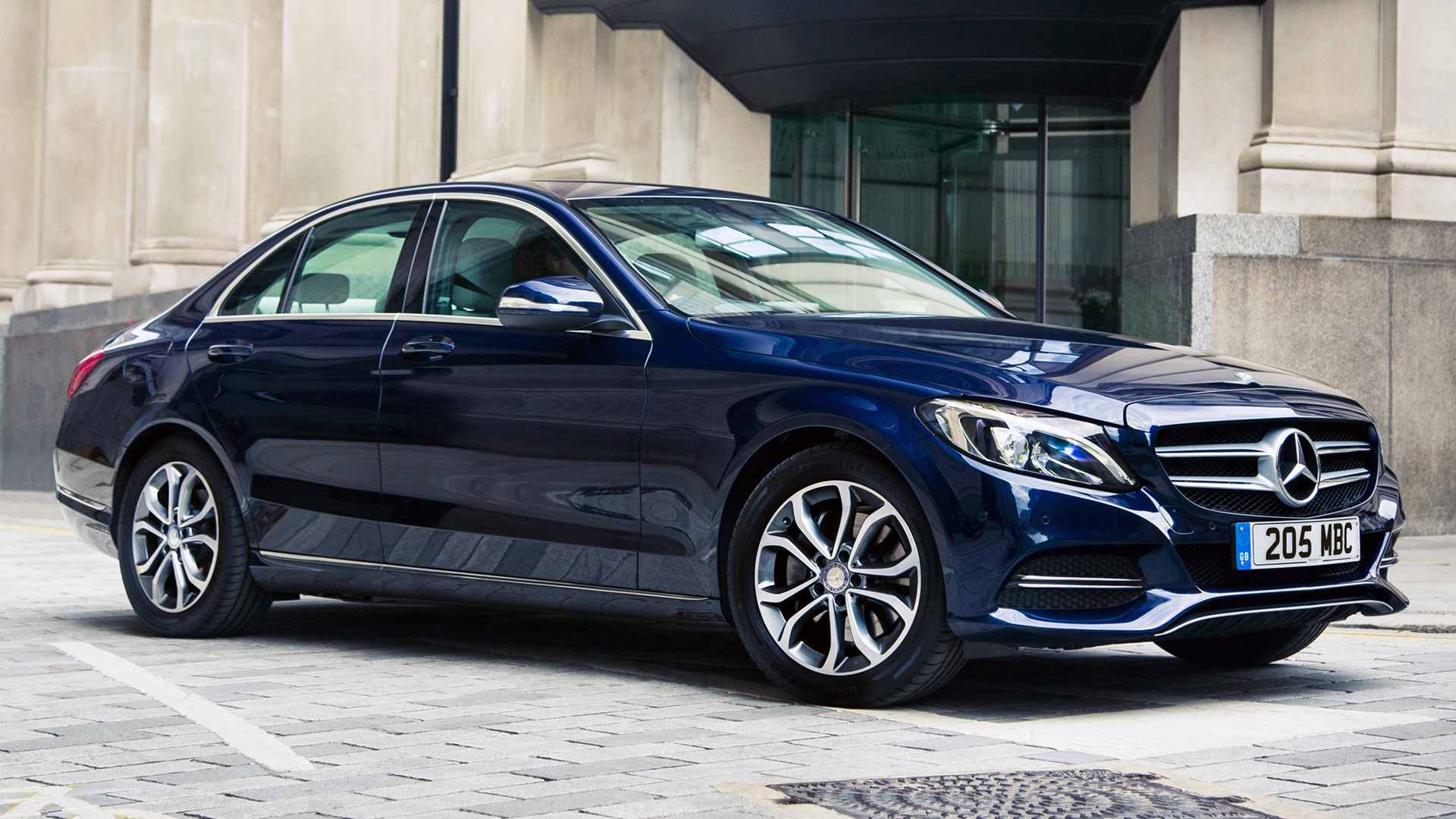 mercedes-benz c-class (2014) uk wallpapers and hd images - car pixel