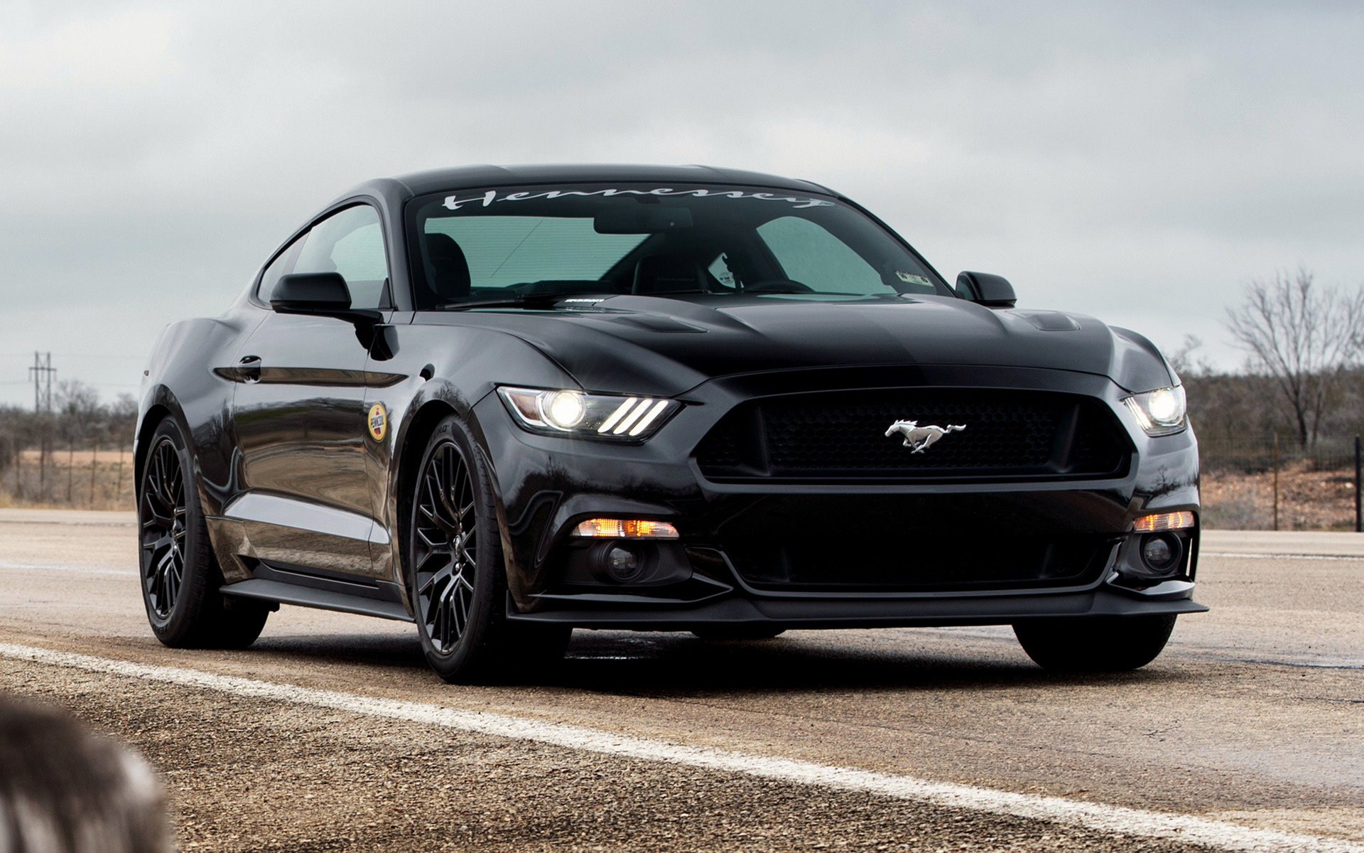 2015 Hennessey Mustang Gt Hpe700 Supercharged Wallpapers