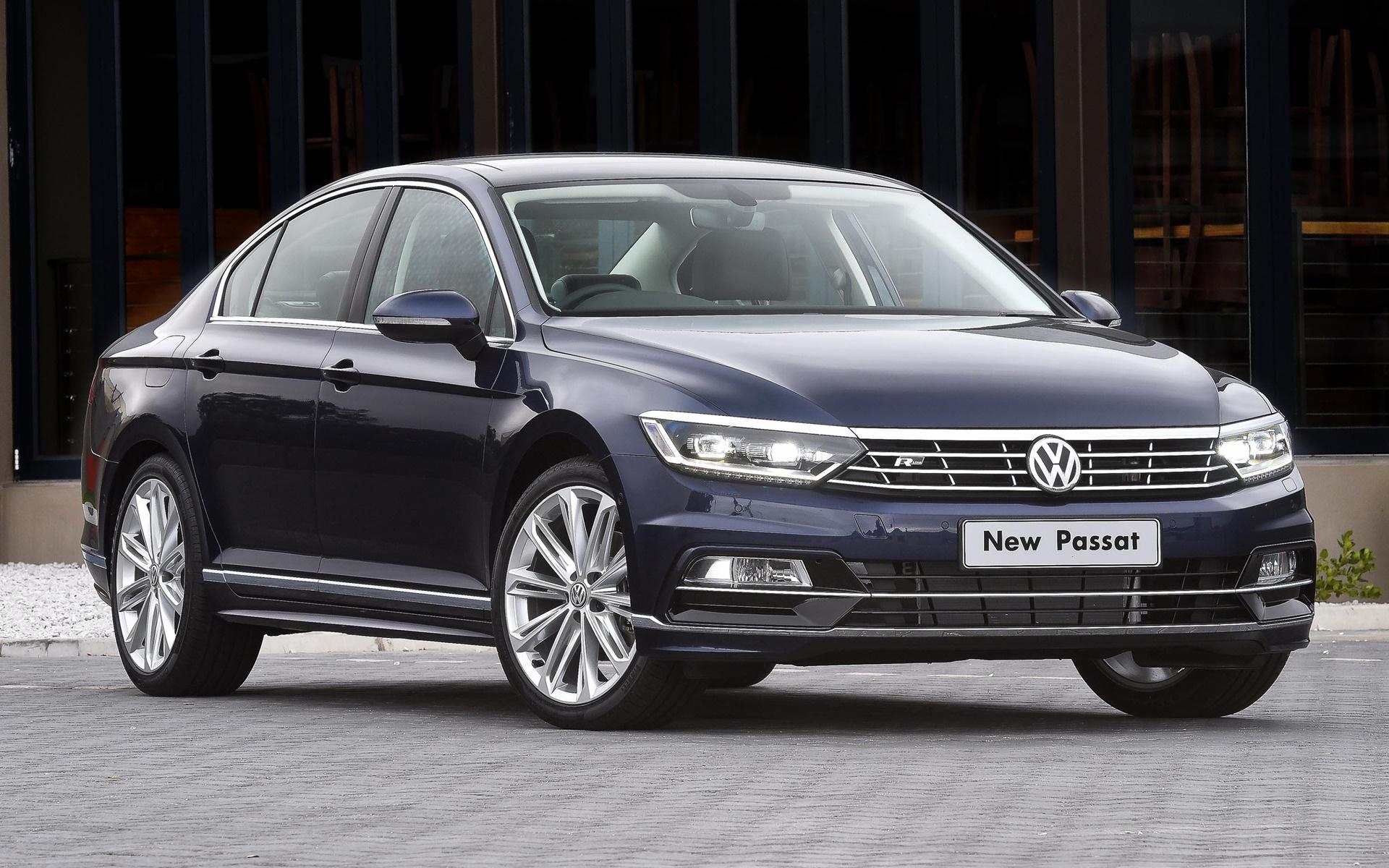 Dodge Ram 2015 >> 2015 Volkswagen Passat R-Line (ZA) - Wallpapers and HD ...