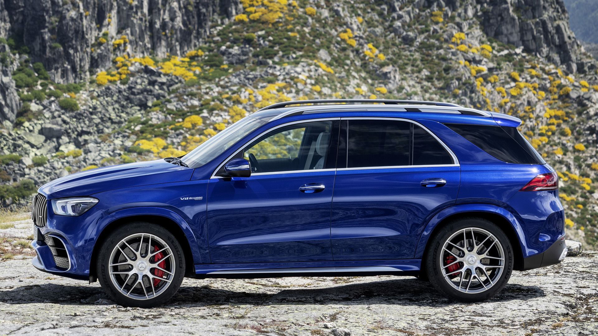 Download Mercedes Benz Gle 63 Amg S 1920X1080 Wallpaper  Images