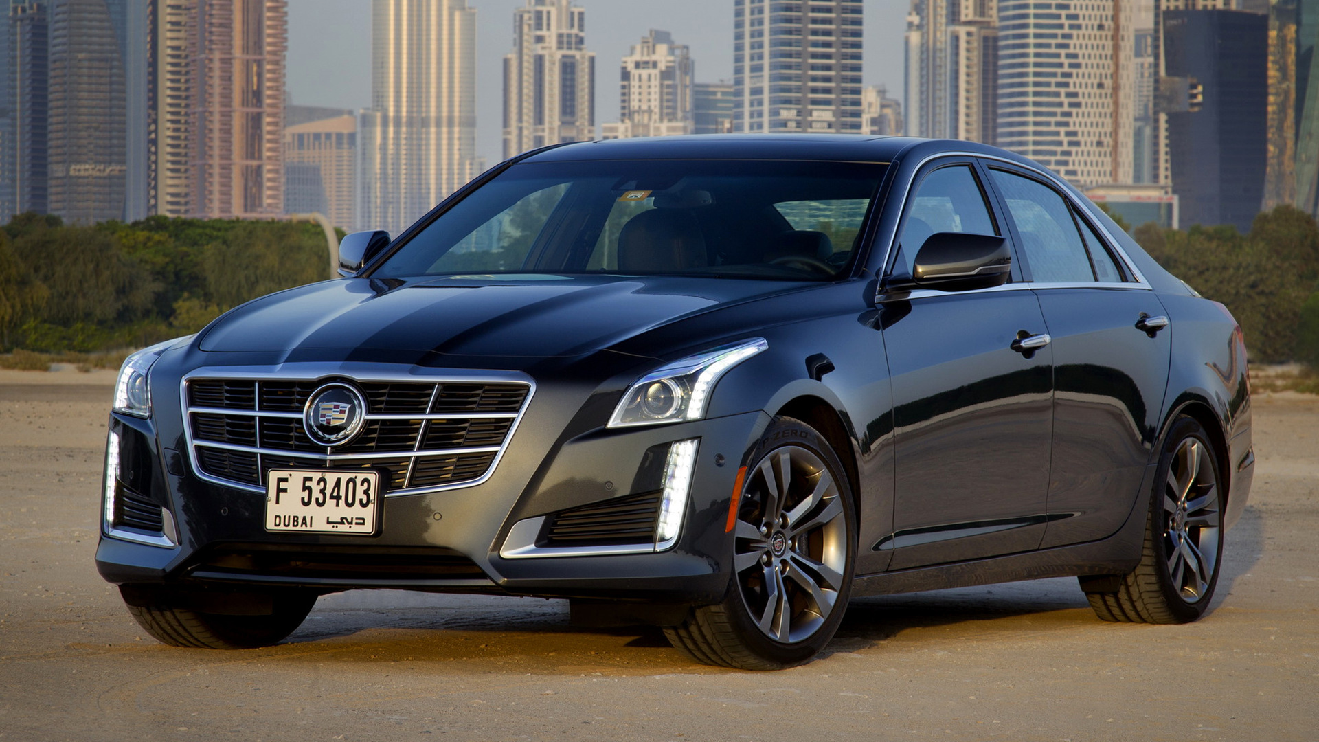 2014 Cadillac Cts Wallpapers And Hd Images Car Pixel