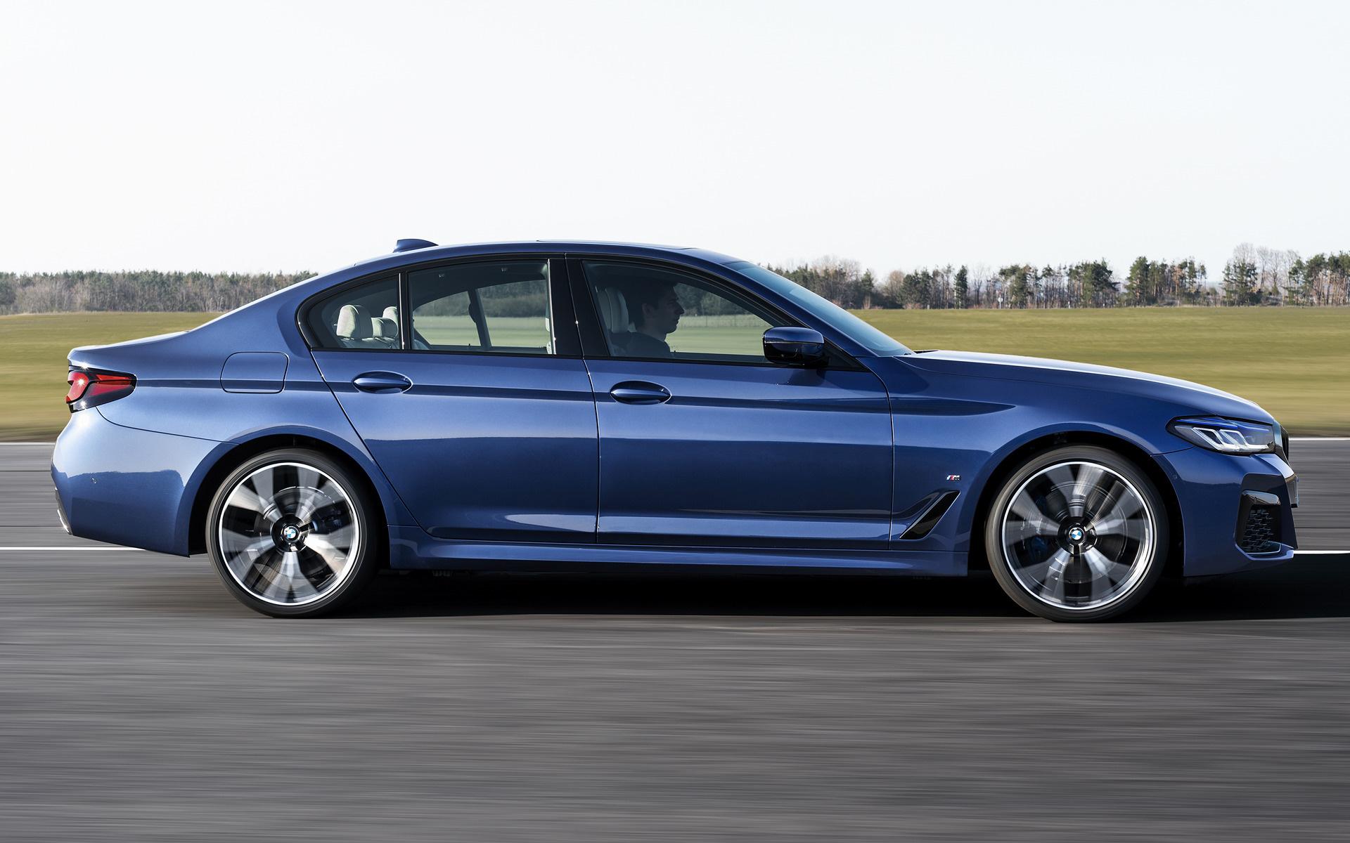 2020 BMW 550I Exterior and Interior