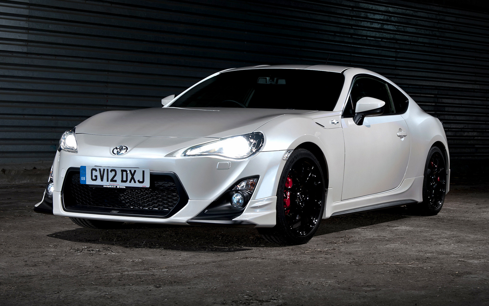 Trd Toyota Gt 86 2013 Uk Wallpapers And Hd Images Car Pixel