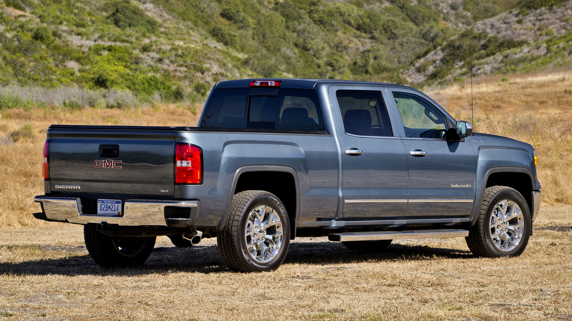 2014 GMC Sierra 1500 SLT Crew Cab - Wallpapers and HD ...