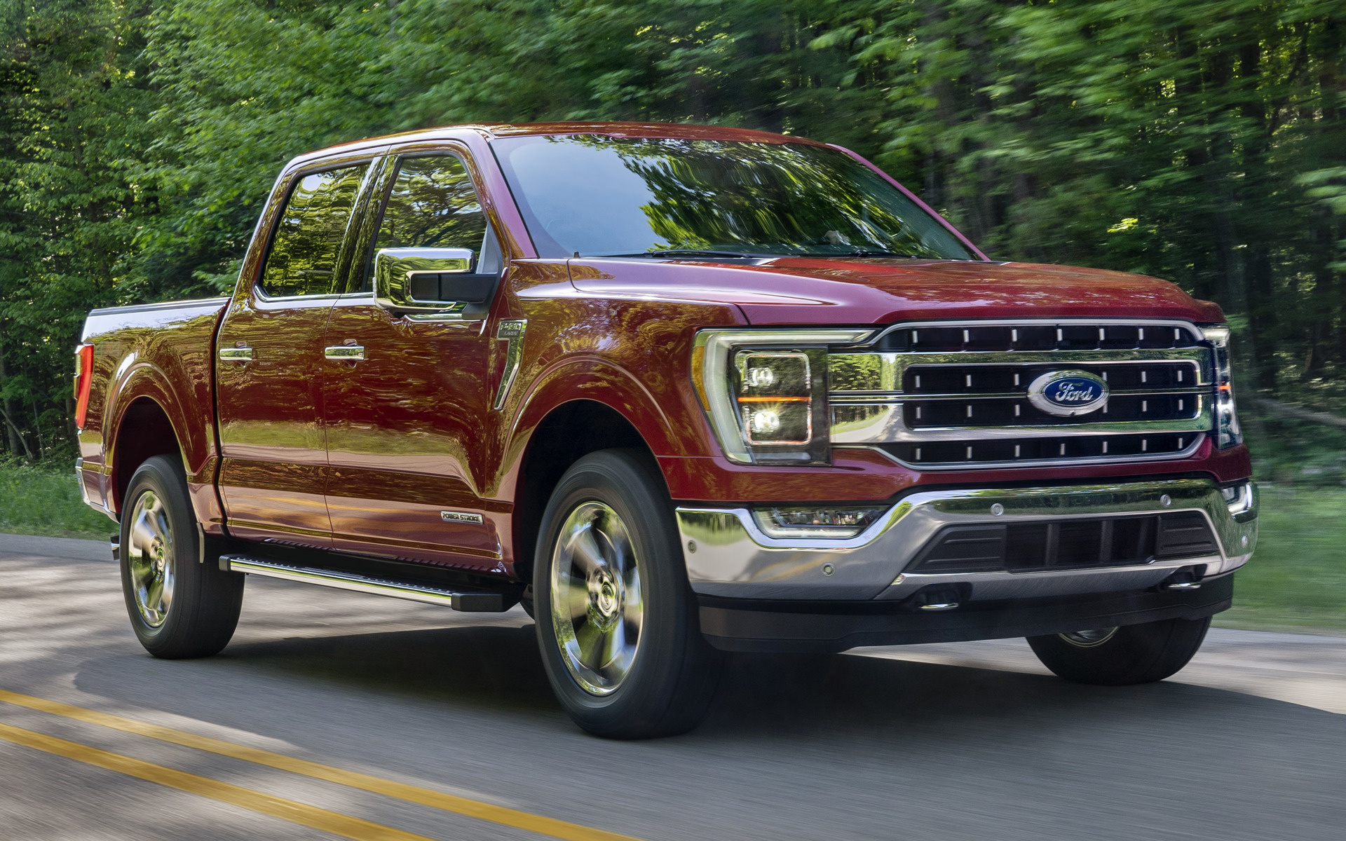 Ford Super Duty >> 2021 Ford F-150 Lariat SuperCrew - Wallpapers and HD ...