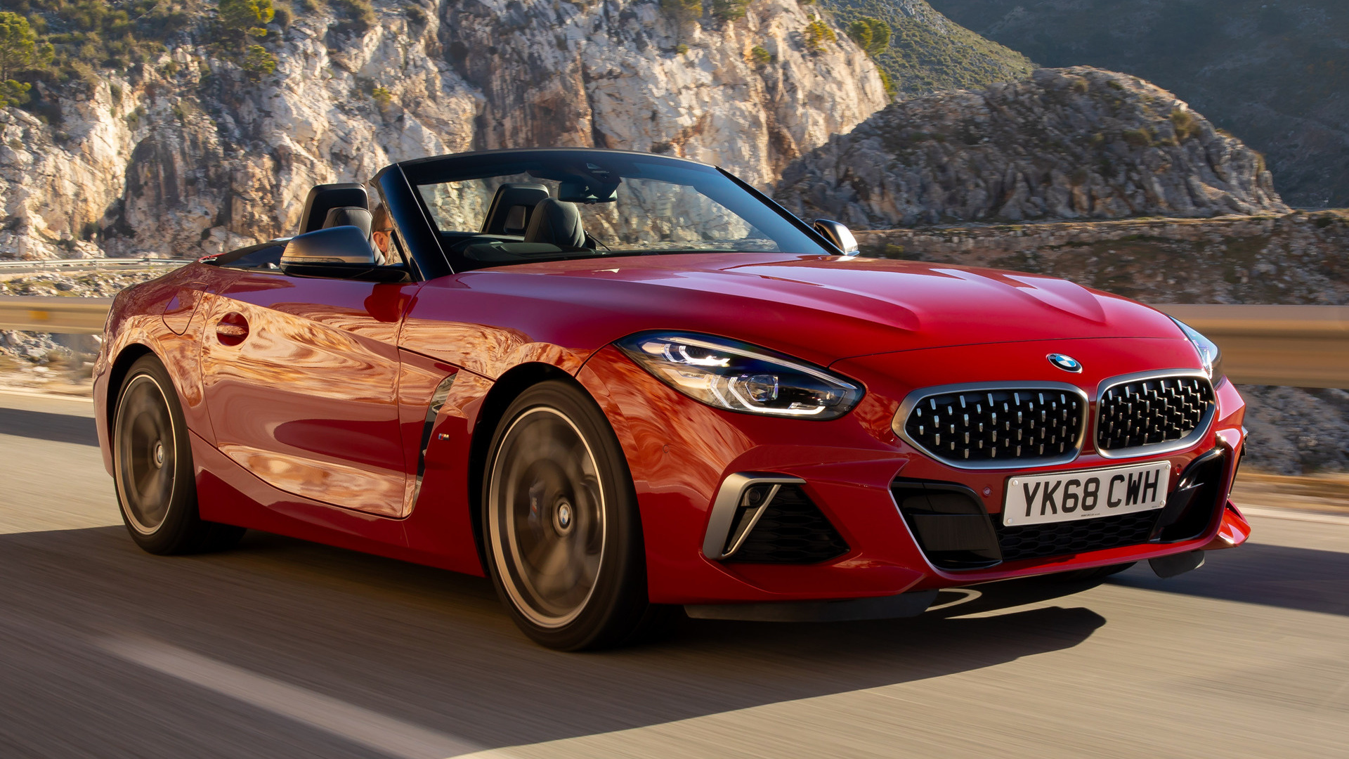 2019 Bmw Z4 M40i Uk Wallpapers And Hd Images Car Pixel