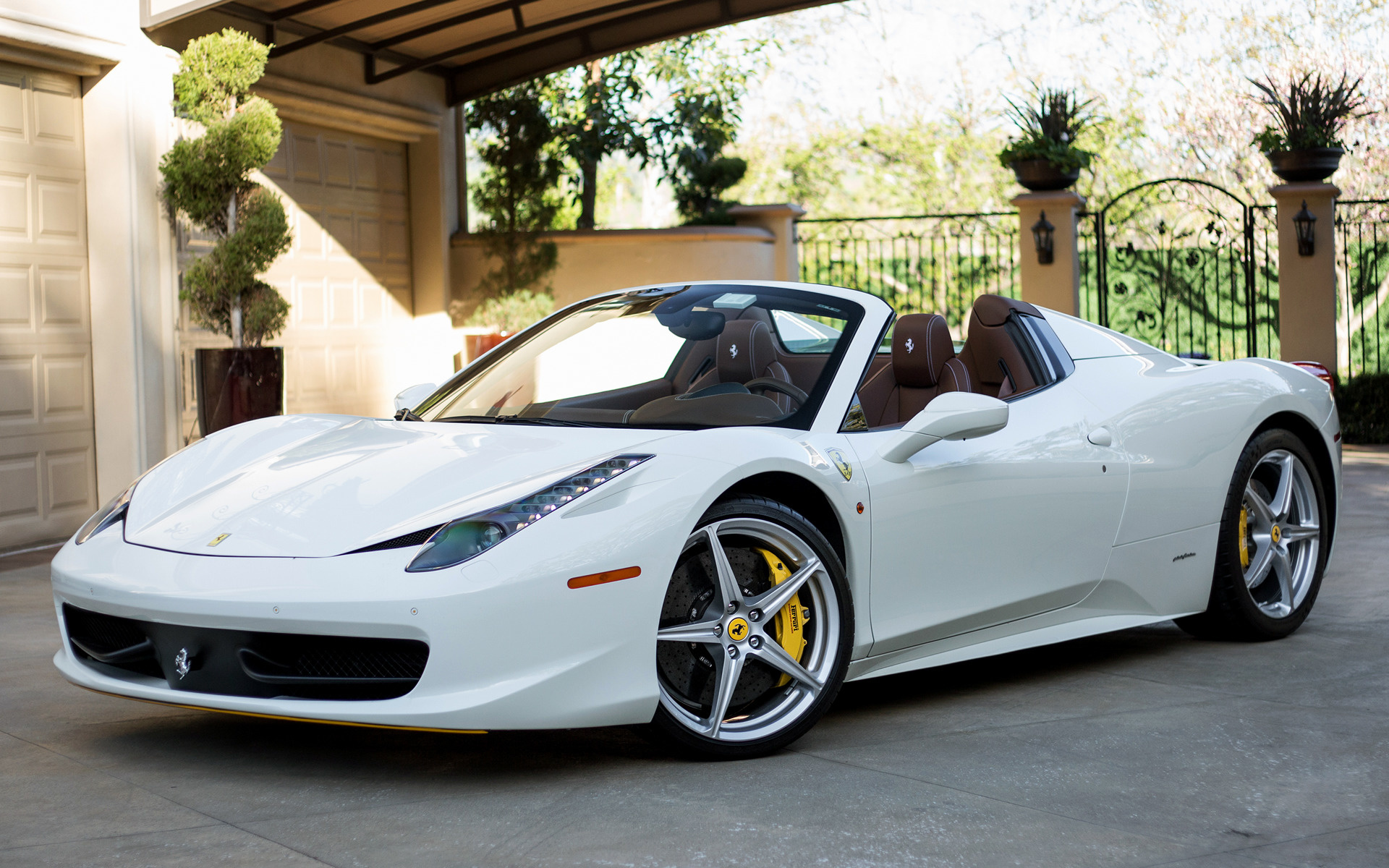 Wide 8:5 · Ferrari 458 Spider (2012) ...