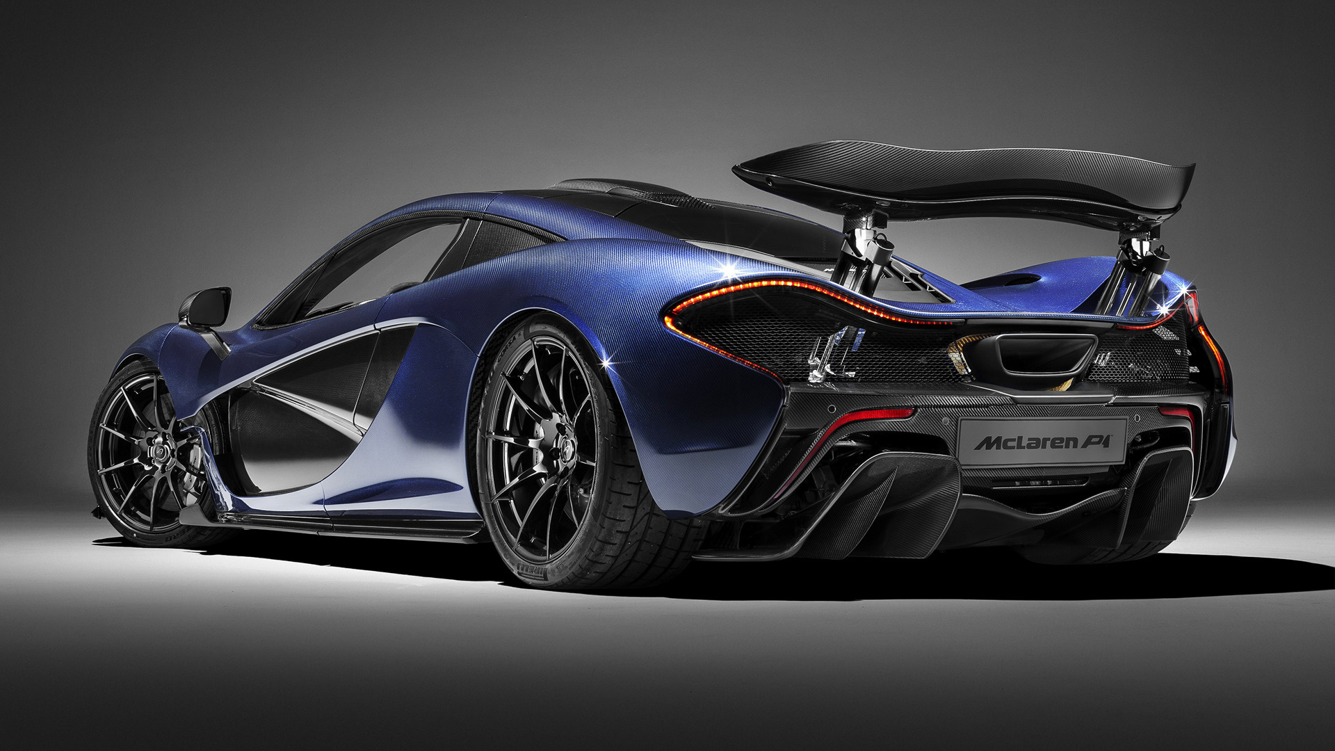 All Car Brands >> 2016 McLaren P1 by MSO - Wallpapers and HD Images | Car Pixel