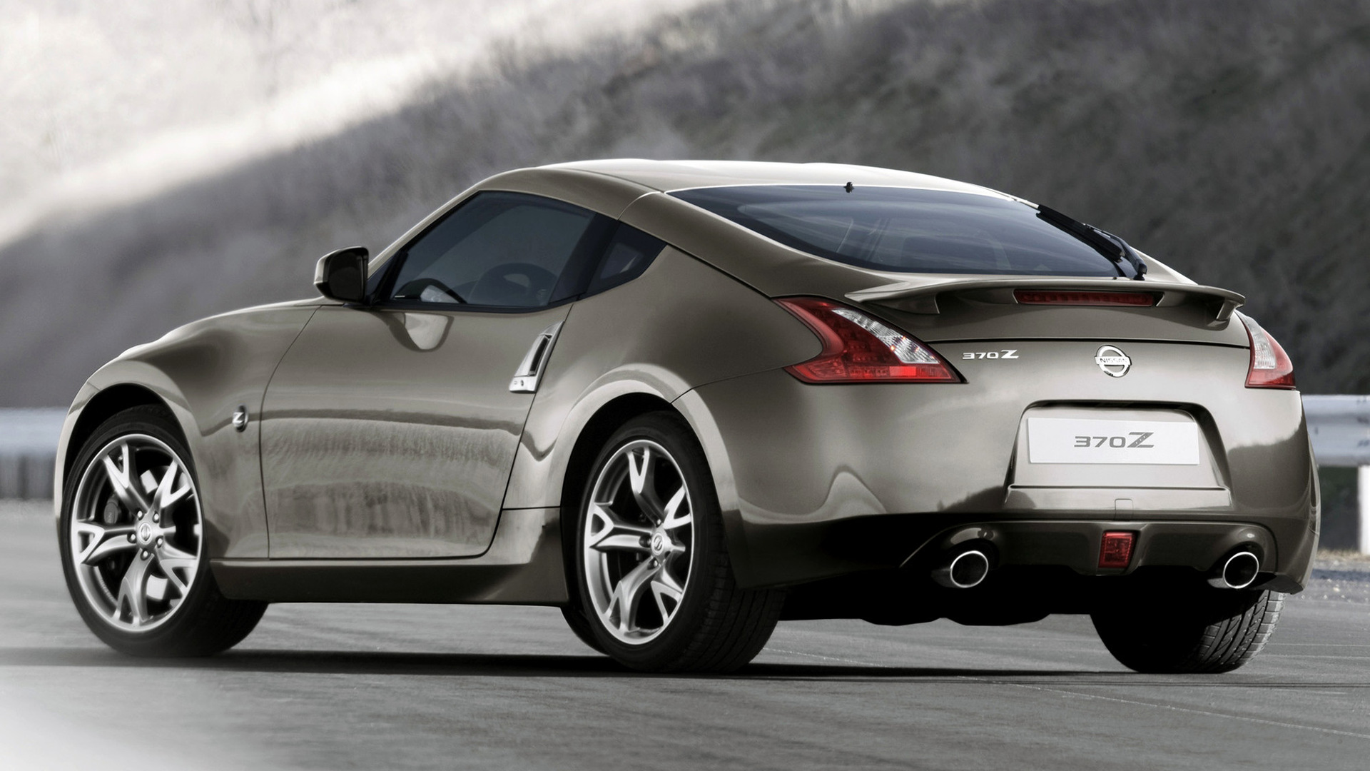 Nissan 370Z Nismo >> 2009 Nissan 370Z - Wallpapers and HD Images | Car Pixel